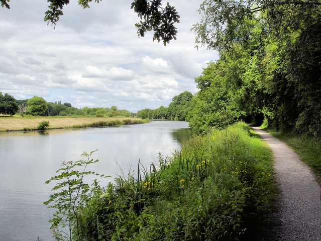 River Weaver near Poor's Wood - geograph.org.uk - 866967
