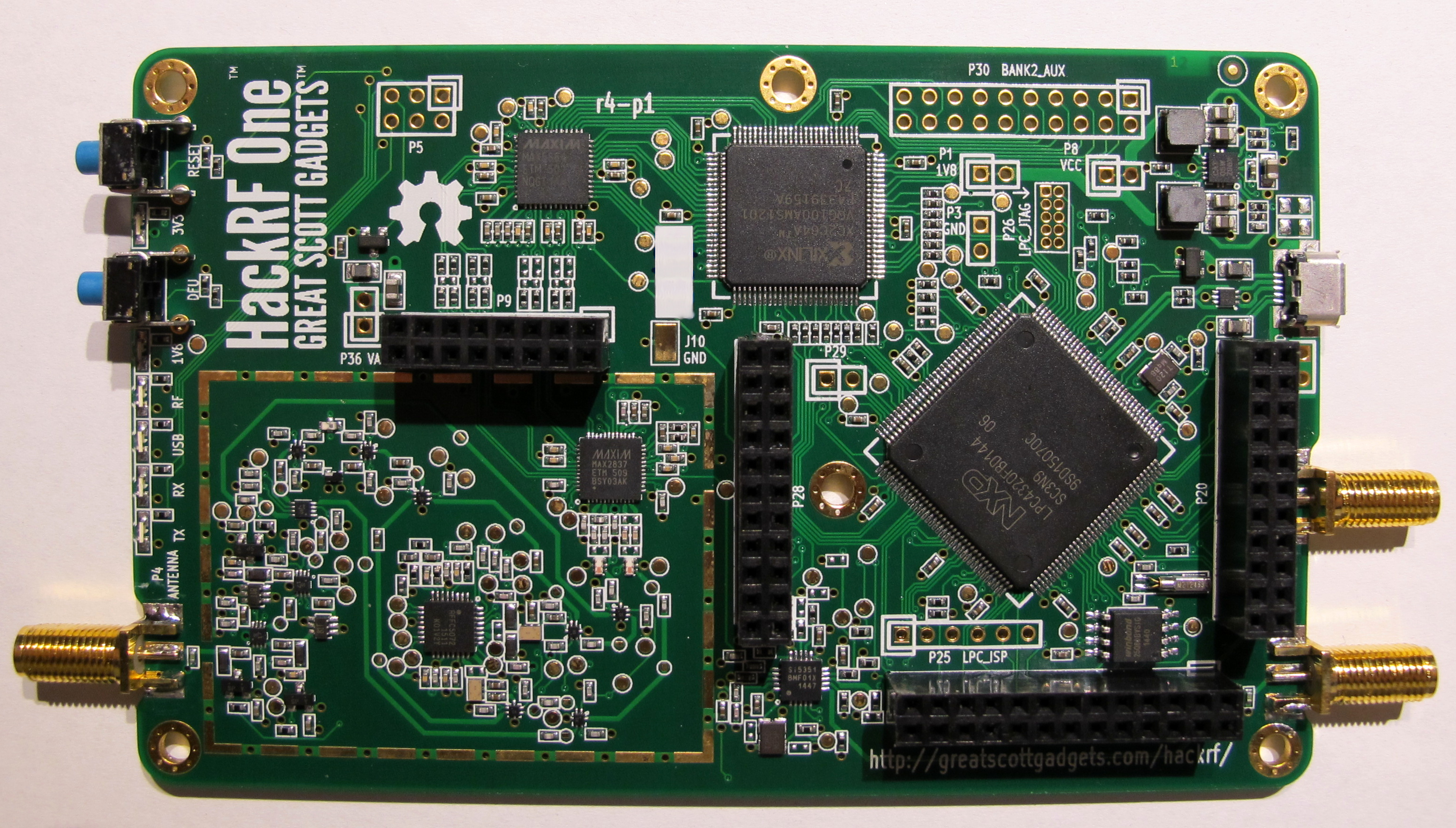 Filesdr Hackrf One Pcb Wikimedia Commons Printed Circuit Board 13 Royalty Free Stock Photos Image