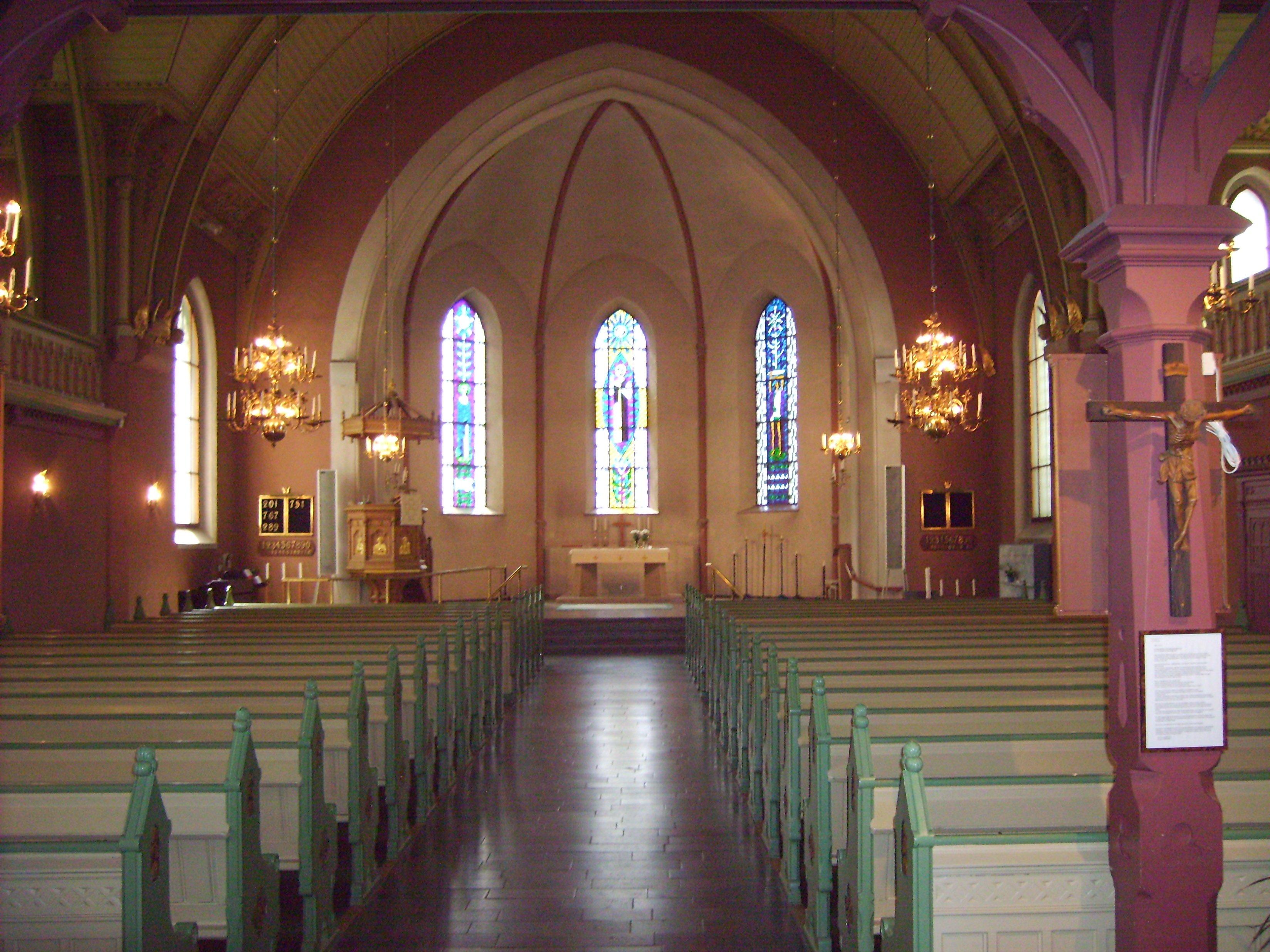 S:t Johannes kyrka - Svenska kyrkan i Norrkping