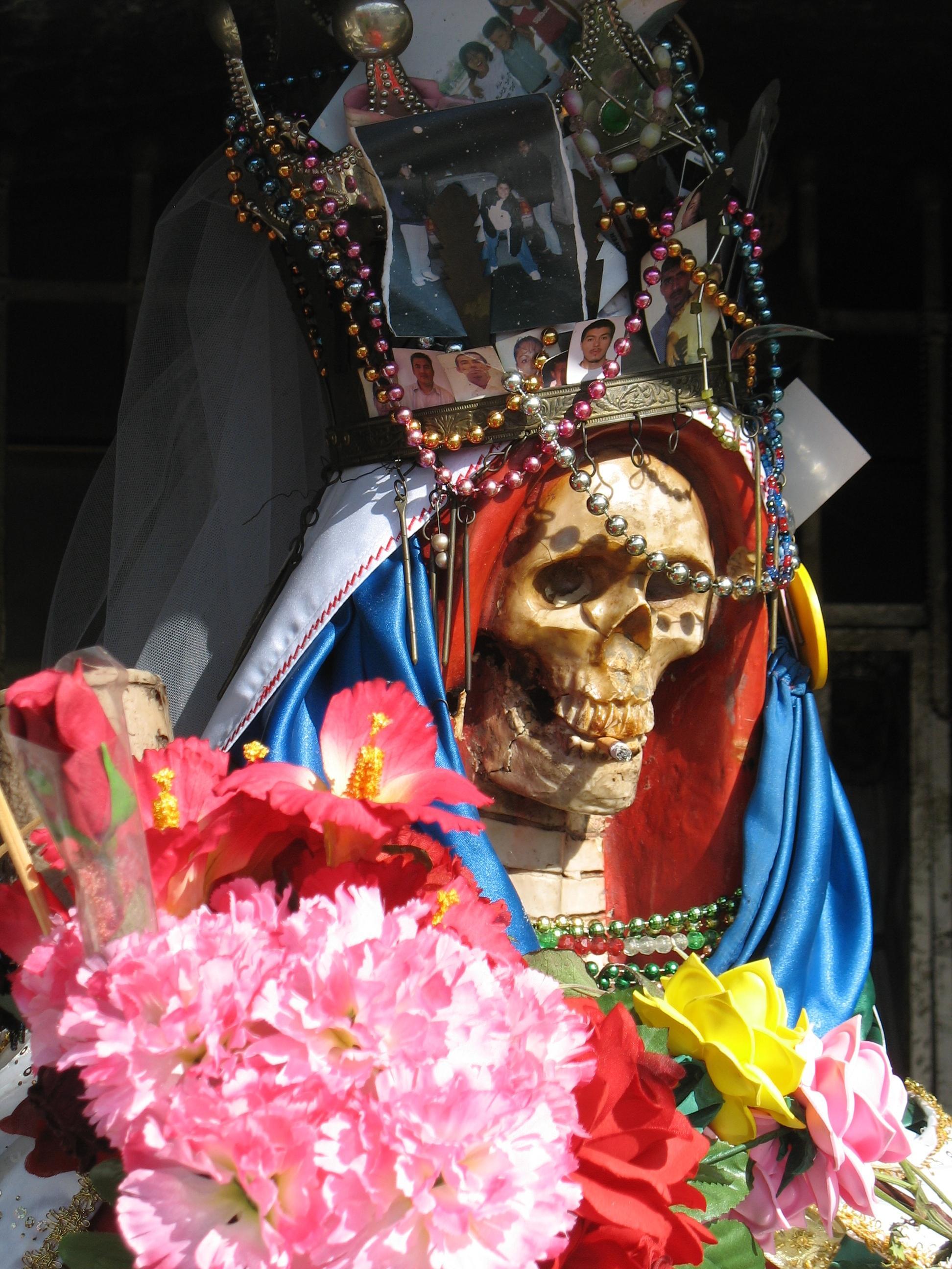 Santa Muerte Wikipedia A Enciclopedia Livre