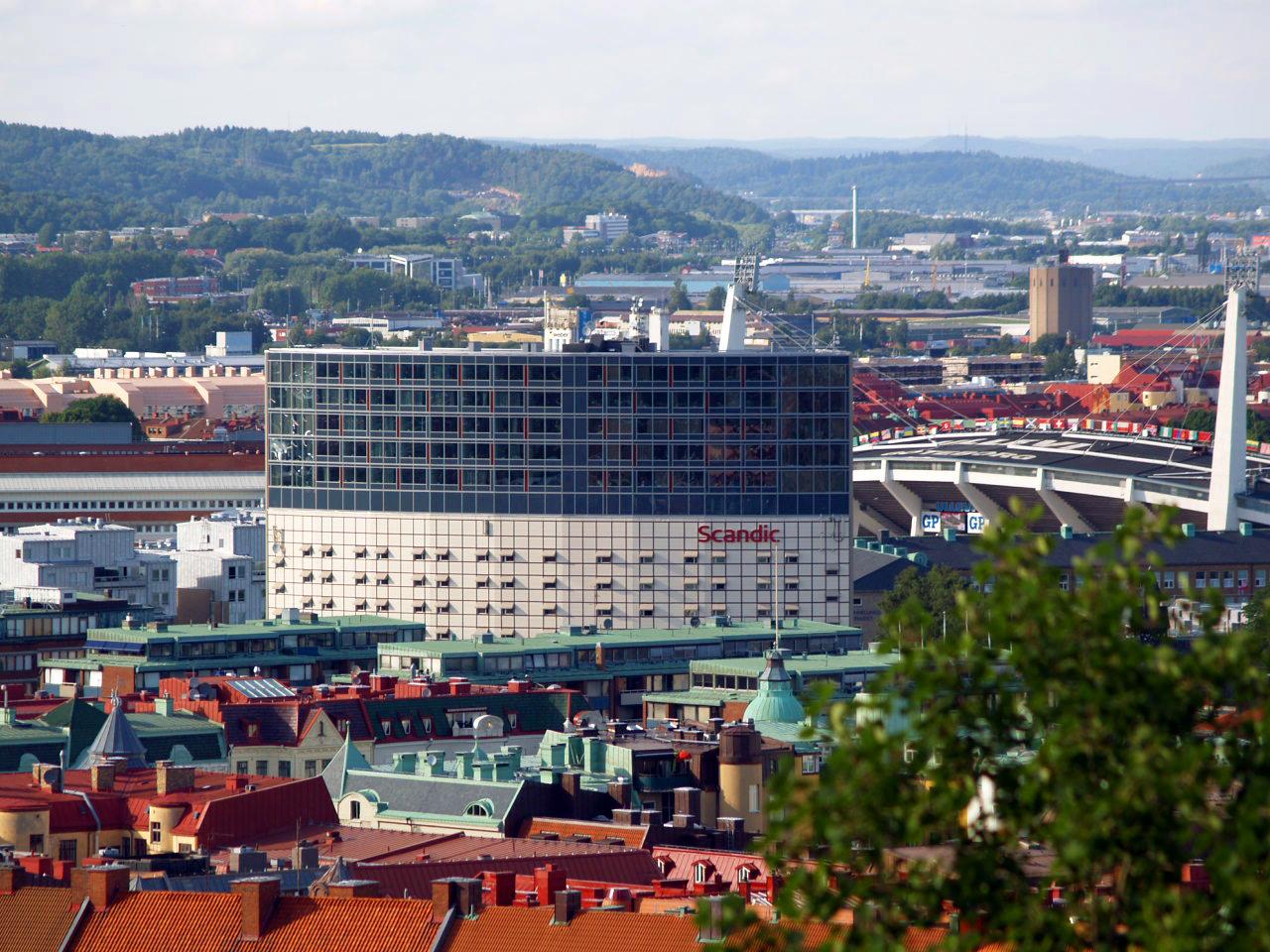 scandic hotell göteborg crown