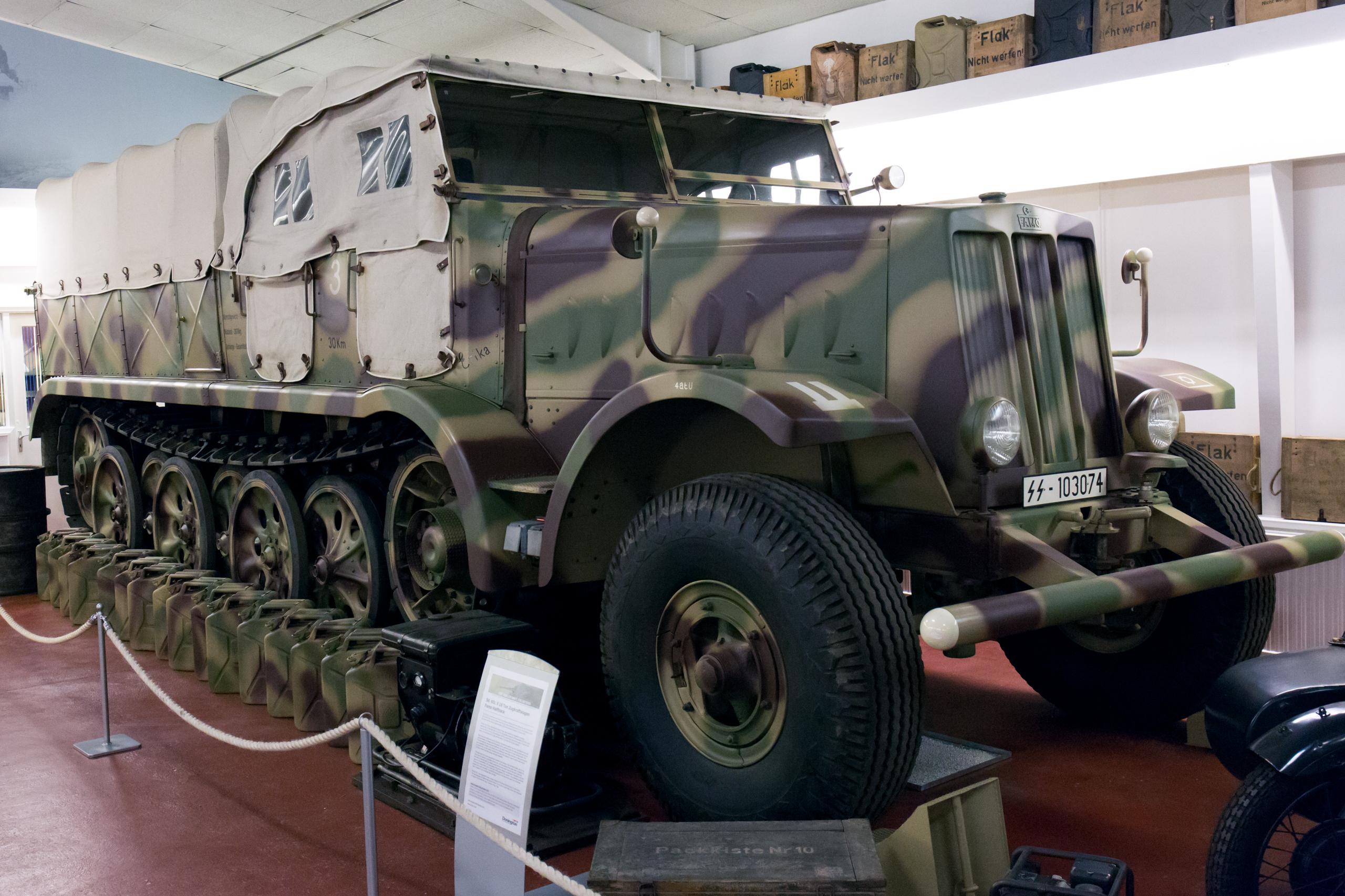 Sd.Kfz.9 FAMO - Wikiwand