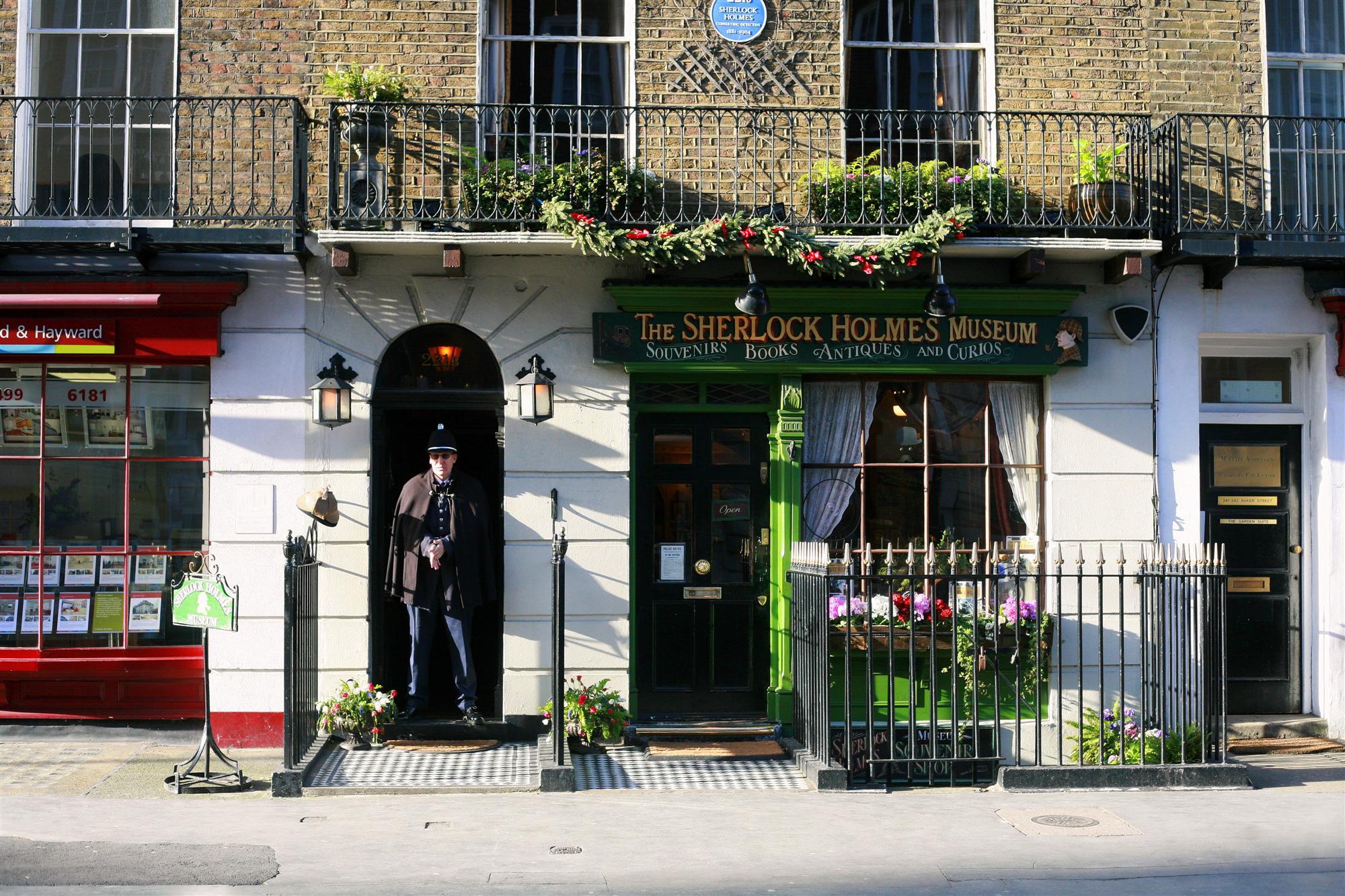 London Sherlock Holmes Hotel