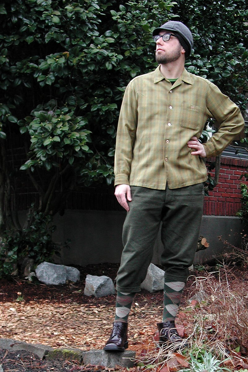 Jeans or legging - 4 5