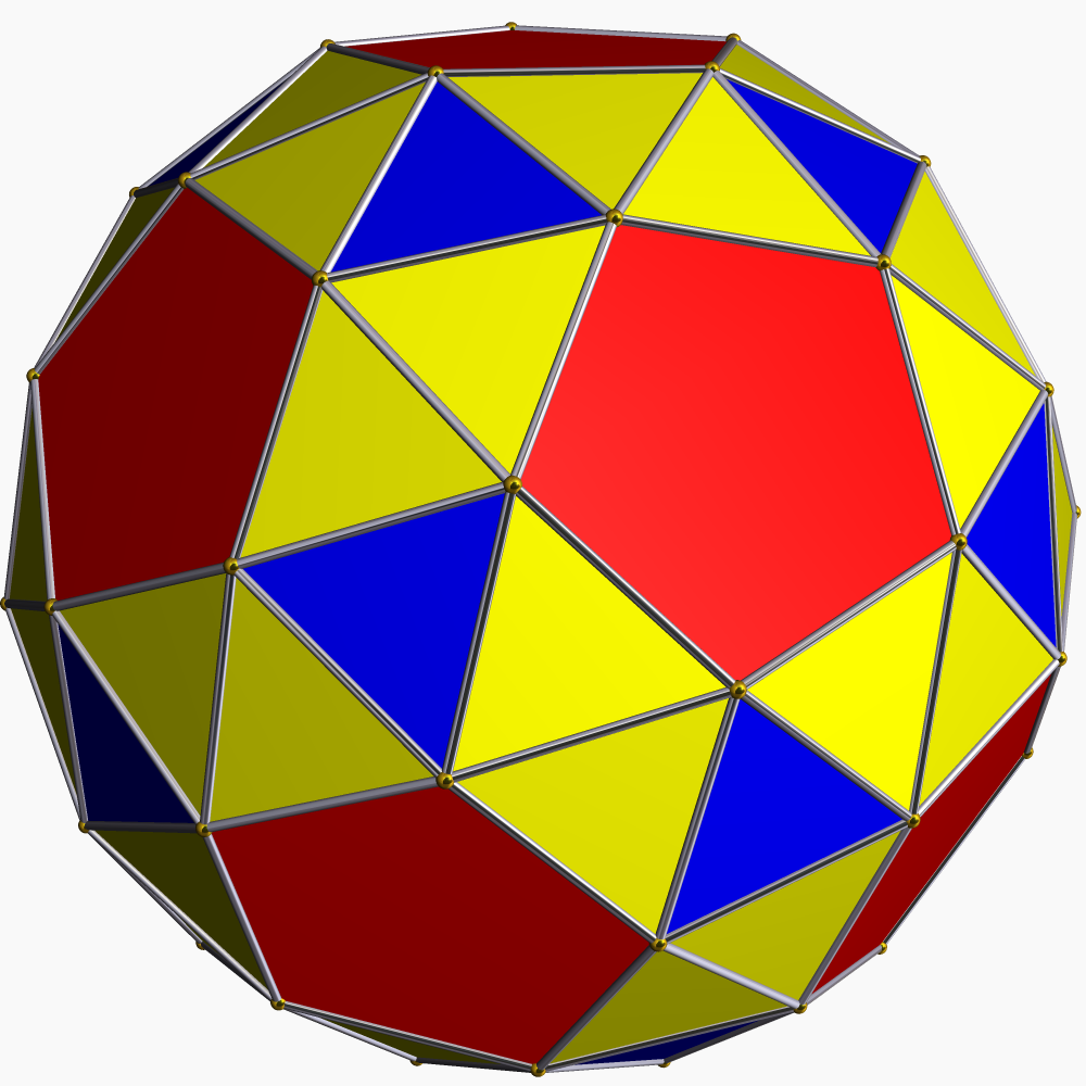 Snub dodecahedron #
