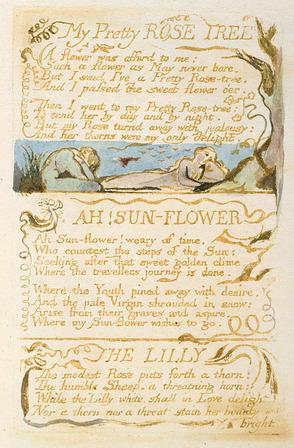 the rose tree poem