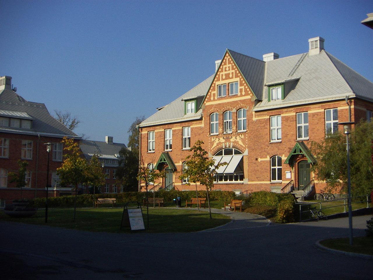 image of Stockholm University