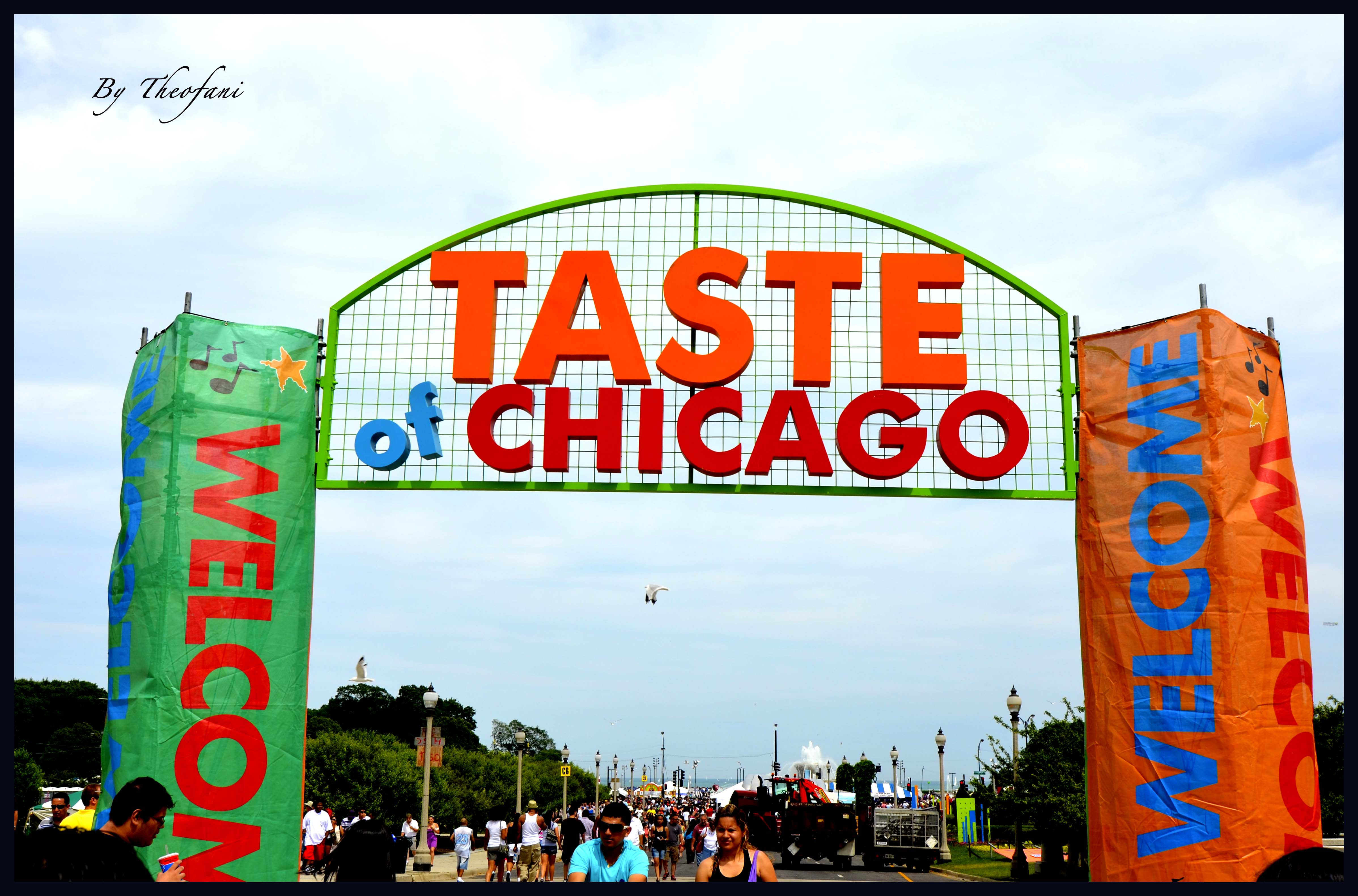 Taste of chicago dates in Sydney