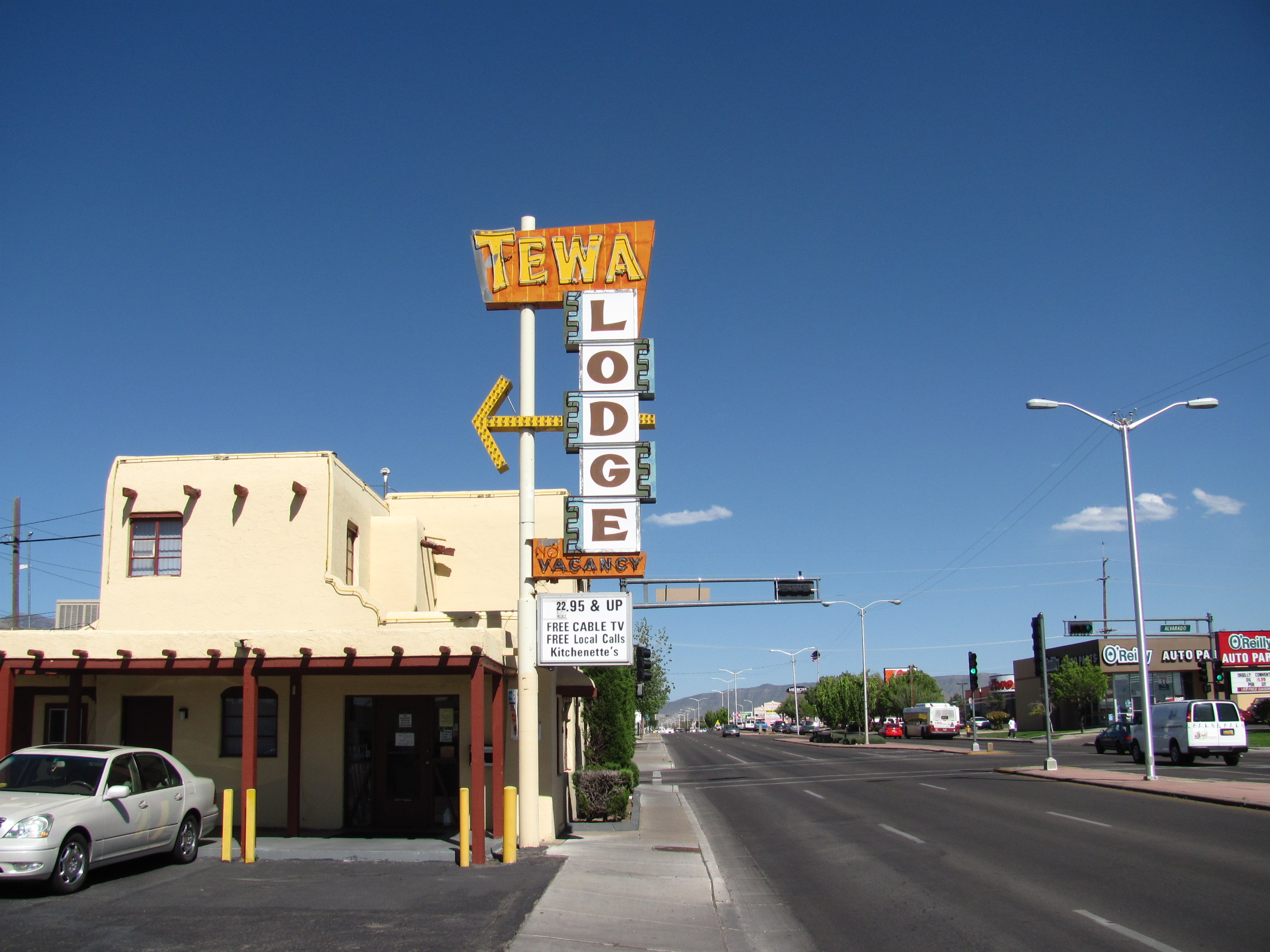 International District Albuquerque New Mexico Wikipedia