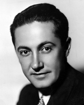 Irving Thalberg. Central Producer at MGM. Public Domain Image.