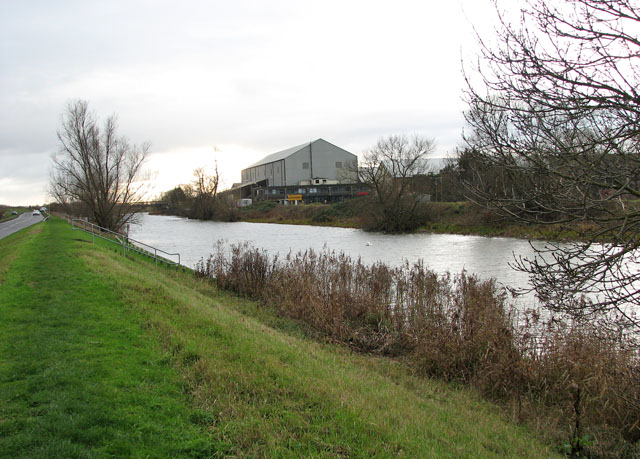 The Fen Rivers Walk - geograph.org.uk - 1618519