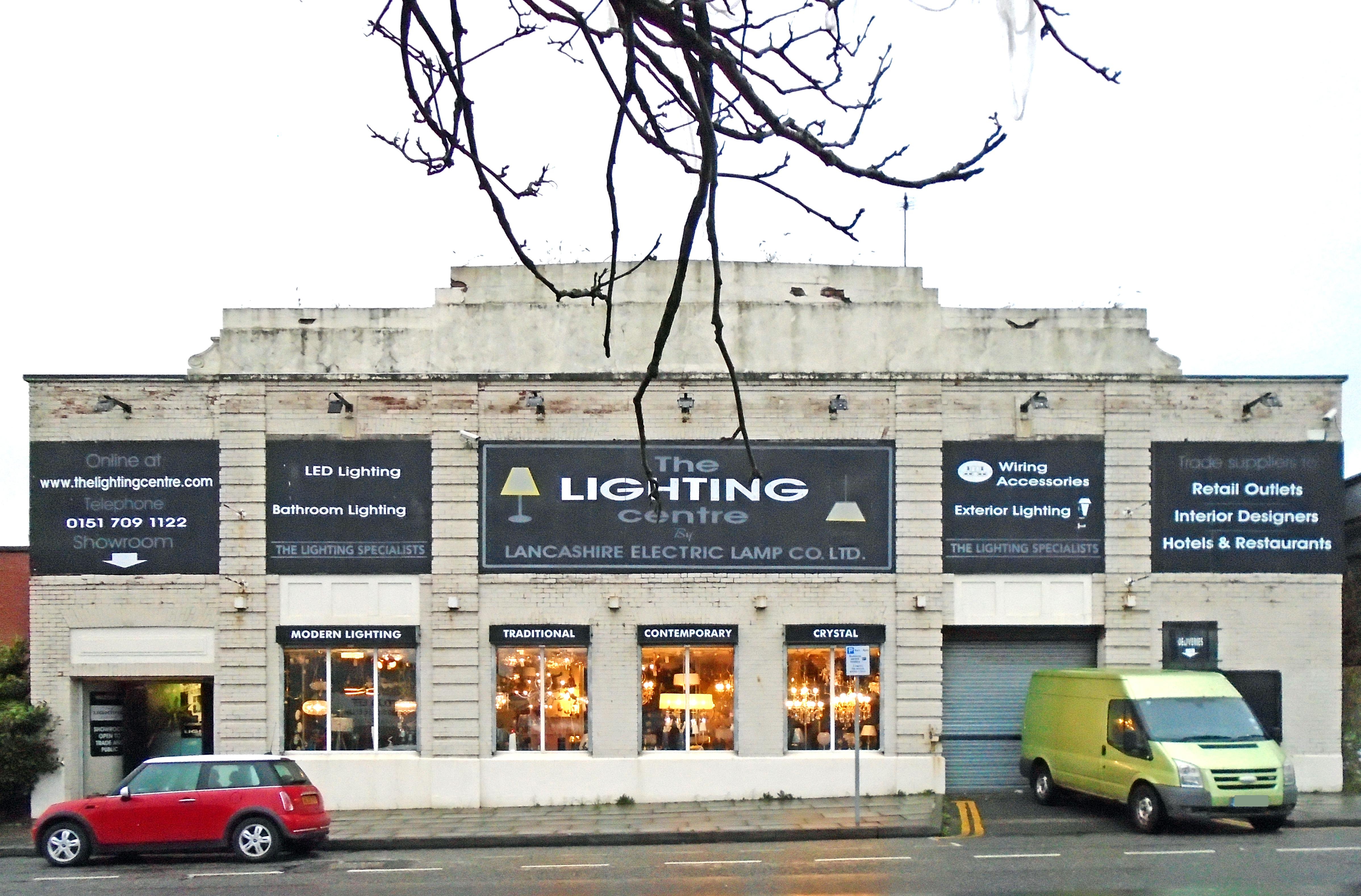 File The Lighting Centre St James Street Liverpool Jpg