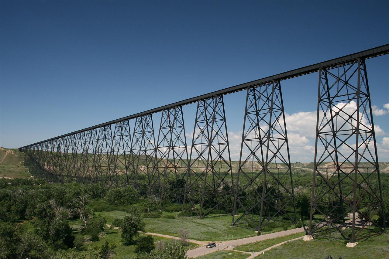 File Trellis Bridge Ab Jpg Wikimedia Commons