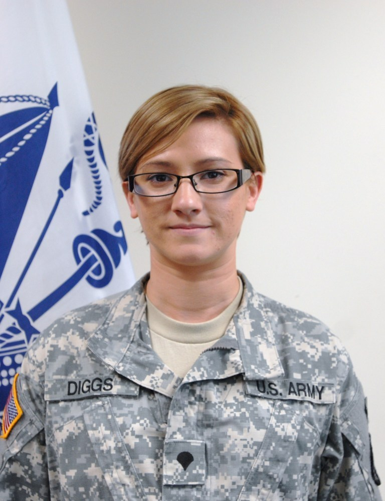 File:U.S. Army Spc. Ashlie Diggs, a paralegal specialist assigned ...