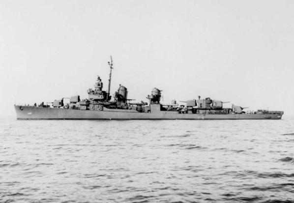 USS Halford (DD-480)