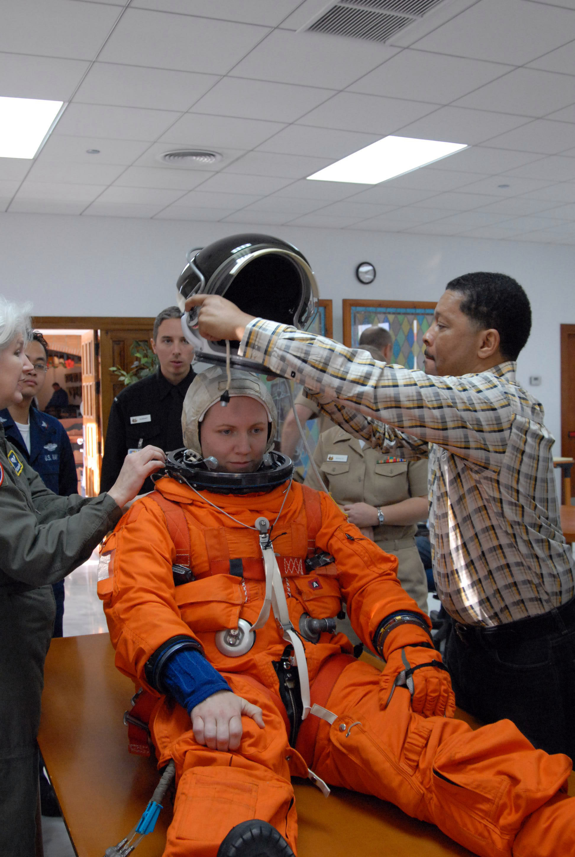 Training at NASA Space - Pics about space