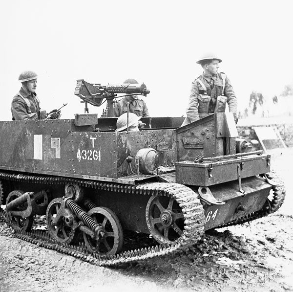 Universal Carrier – Wikipedia, wolna encyklopedia