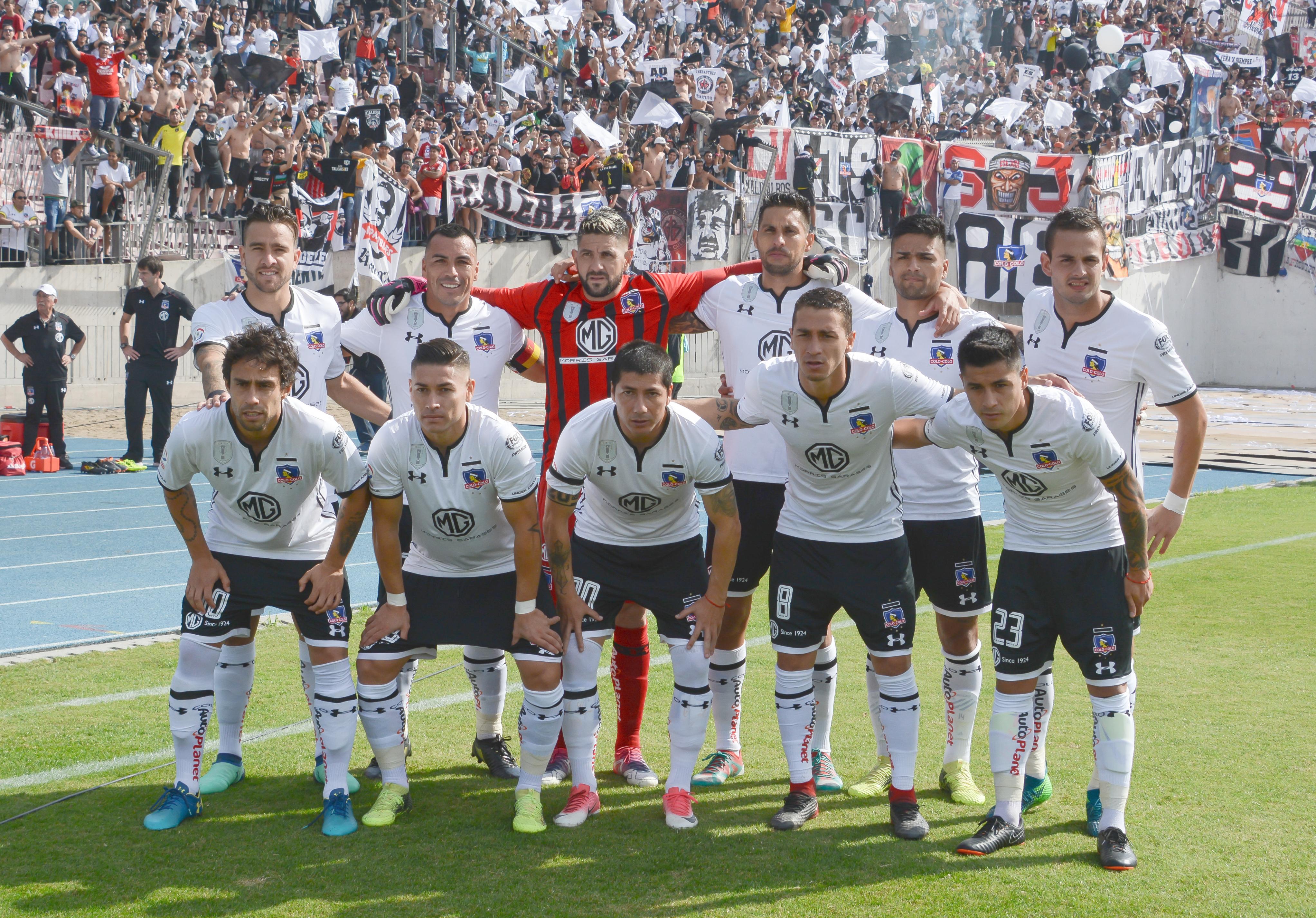 Club Social y Deportivo Colo-Colo - Wikiwand 40d367de3f269