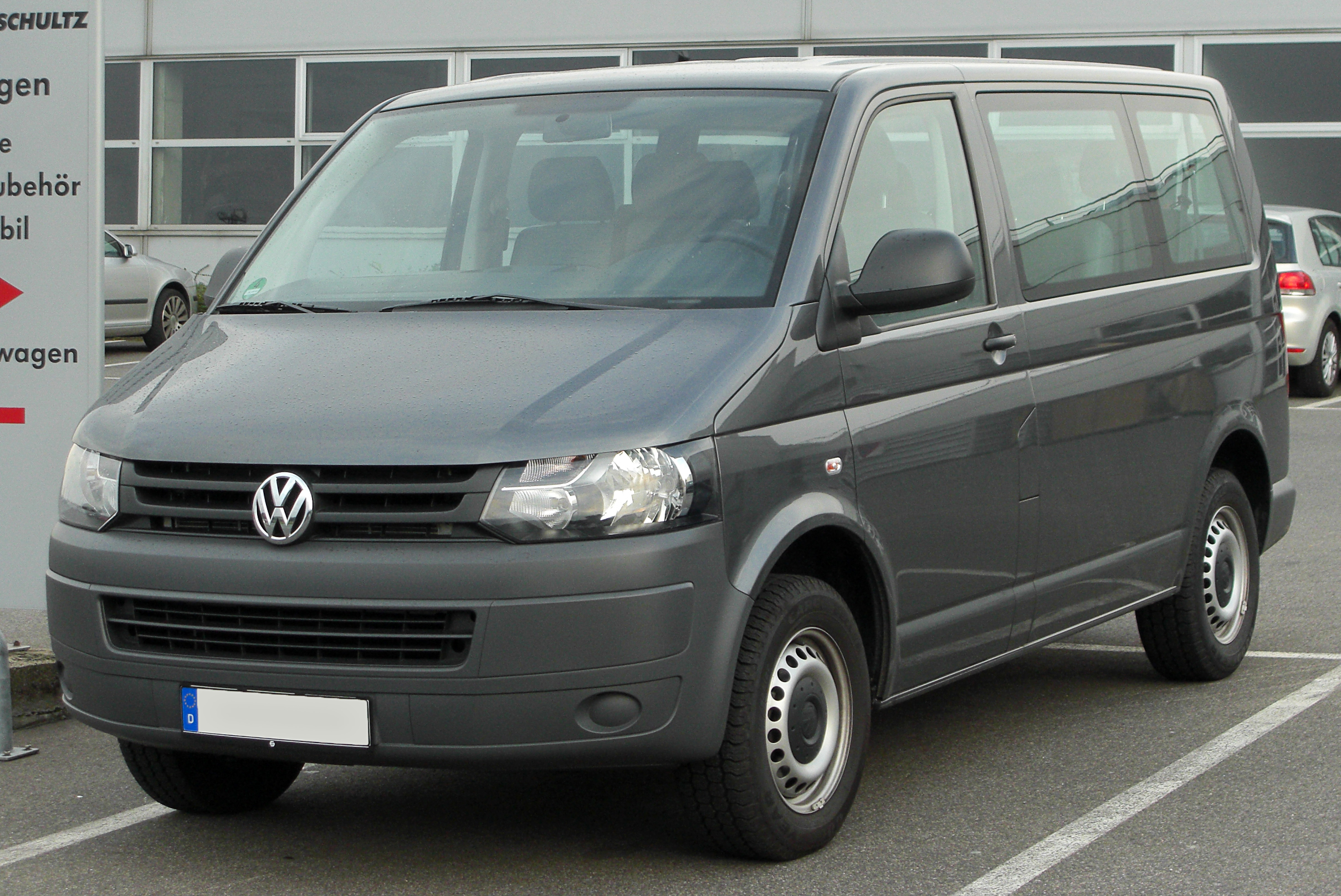 file vw transporter tdi t5 facelift front wikimedia commons. Black Bedroom Furniture Sets. Home Design Ideas