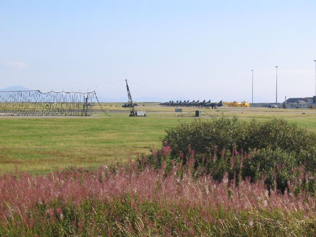Valley Airfield - geograph.org.uk - 42205