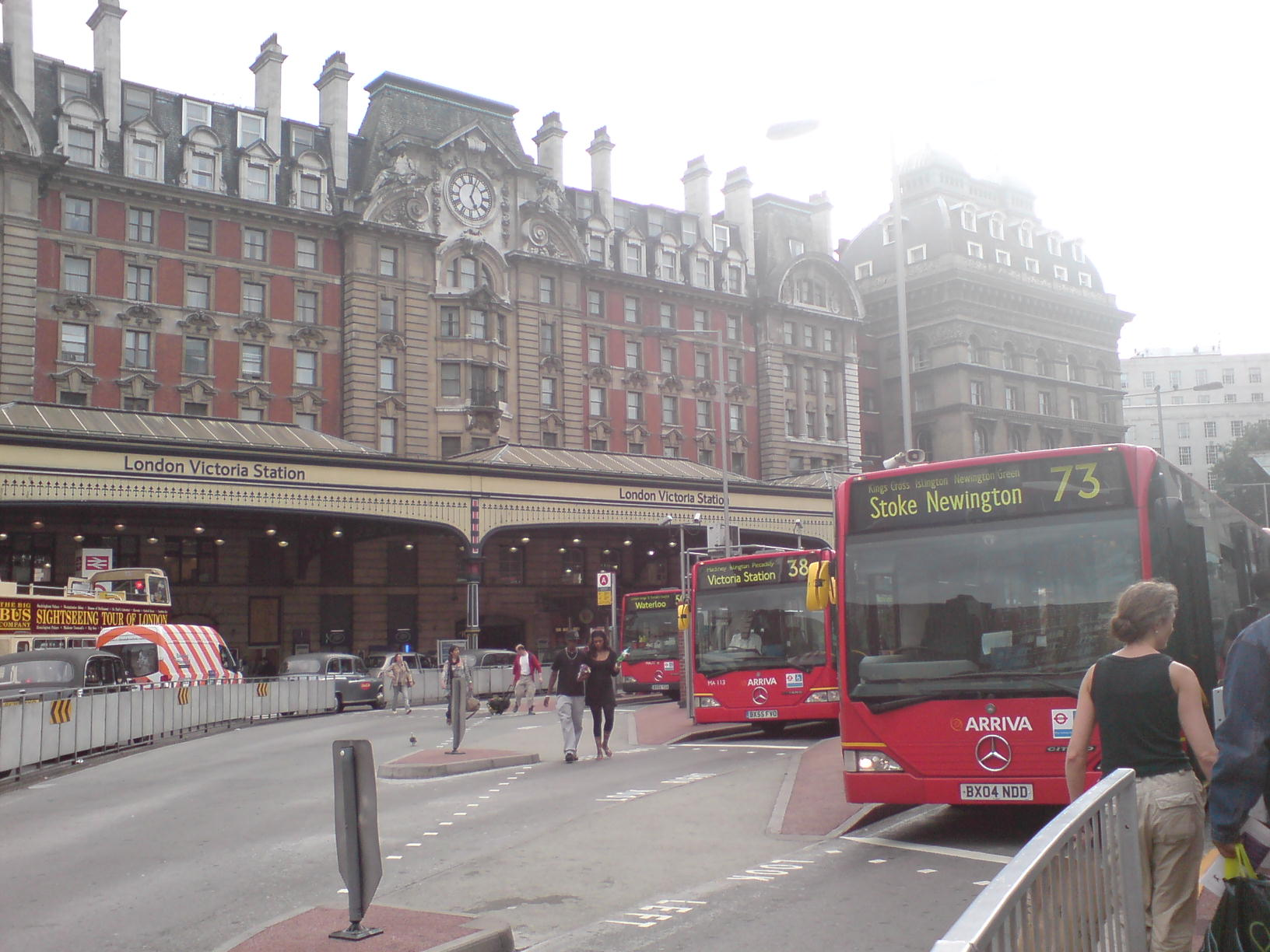 Hotels Near London Victoria Coach