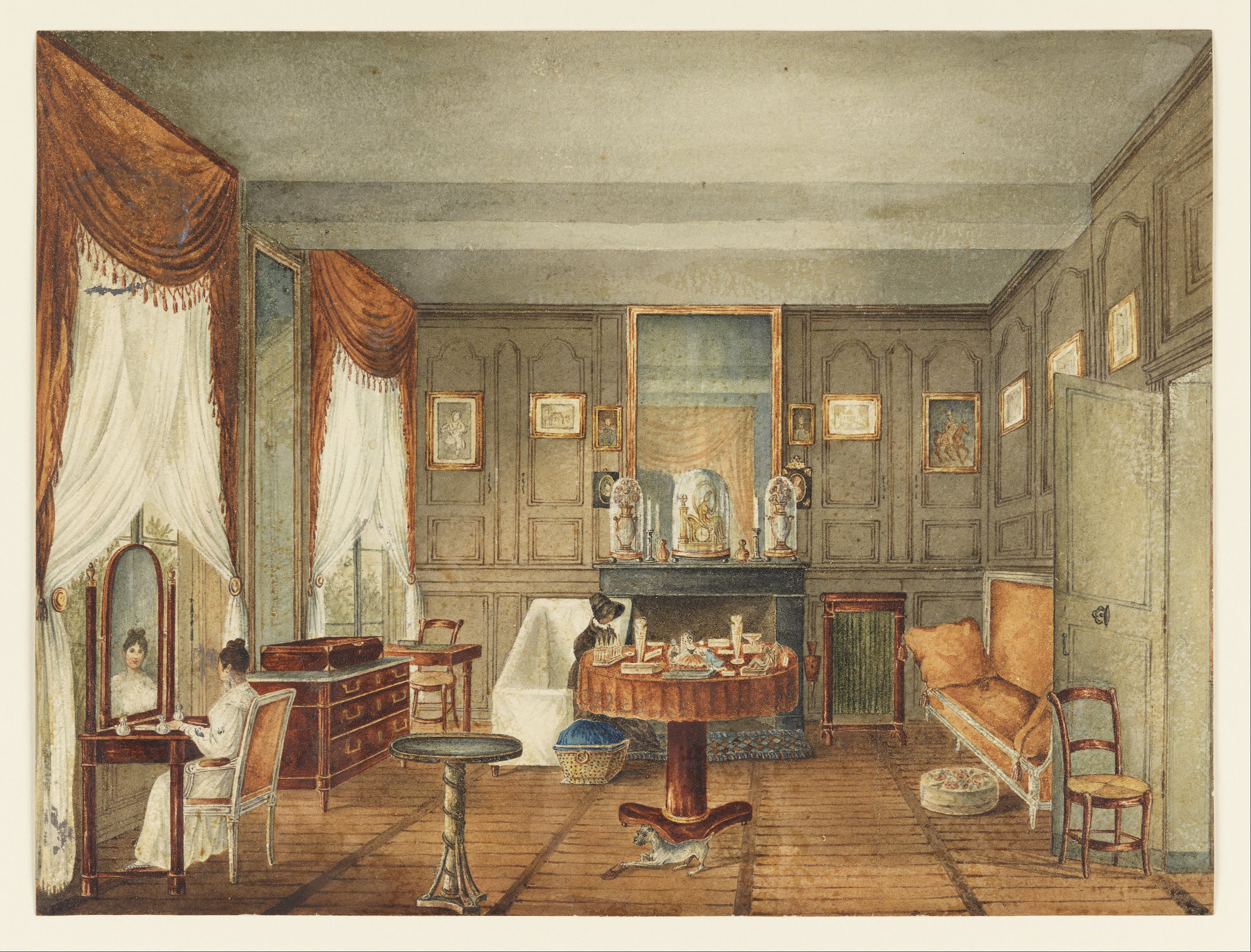 FileView of a Morning Room Interior Google Art Projectjpg