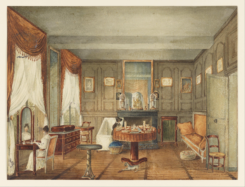 FileView of a Morning Room Interior Google Art Projectjpg