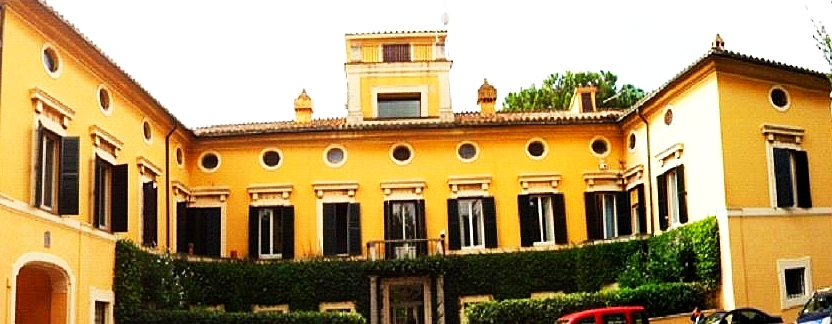Villa Ricotti N  Roma
