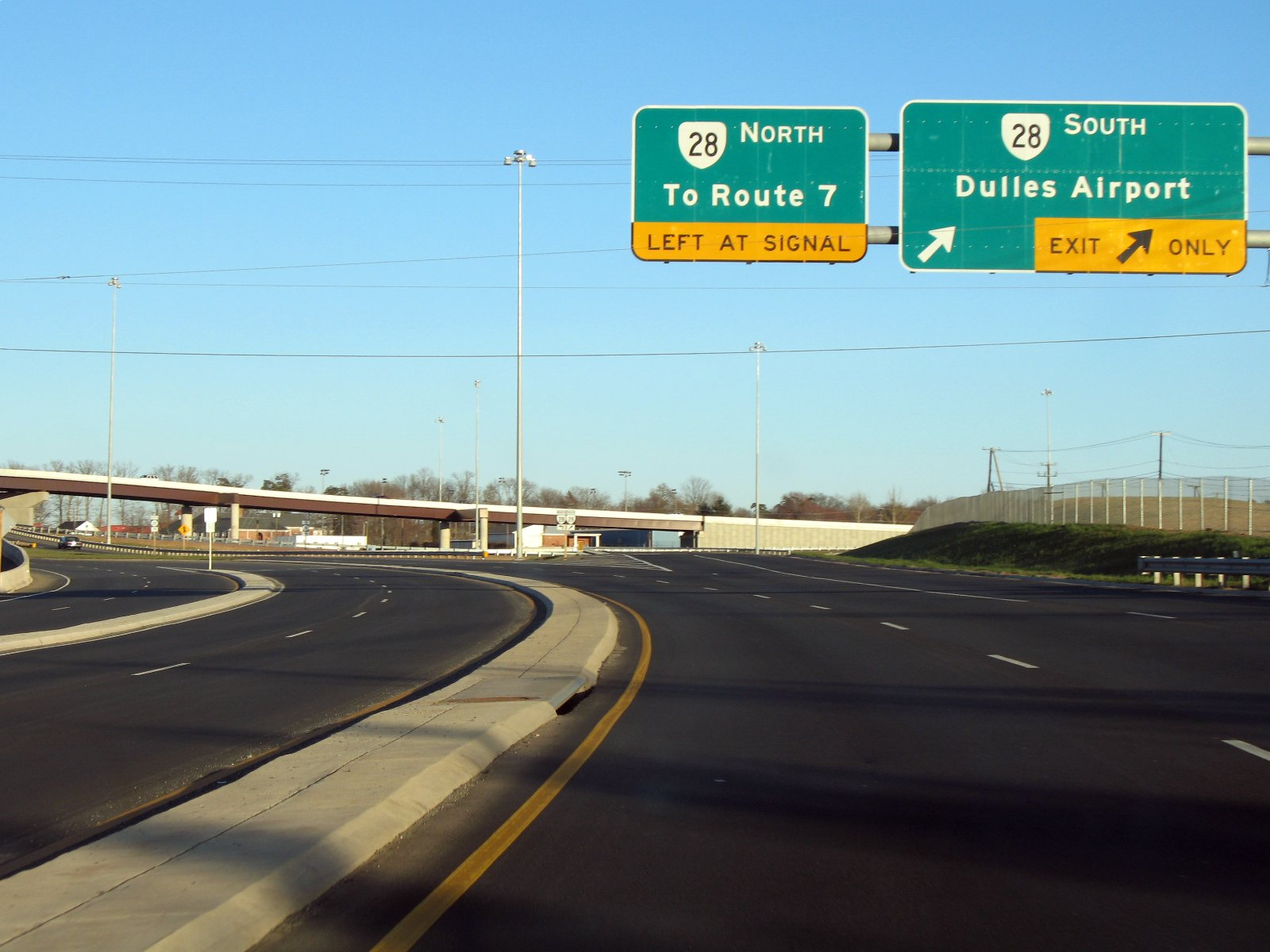 File virginia state route 28 interchange at waxpool road for Domon power release