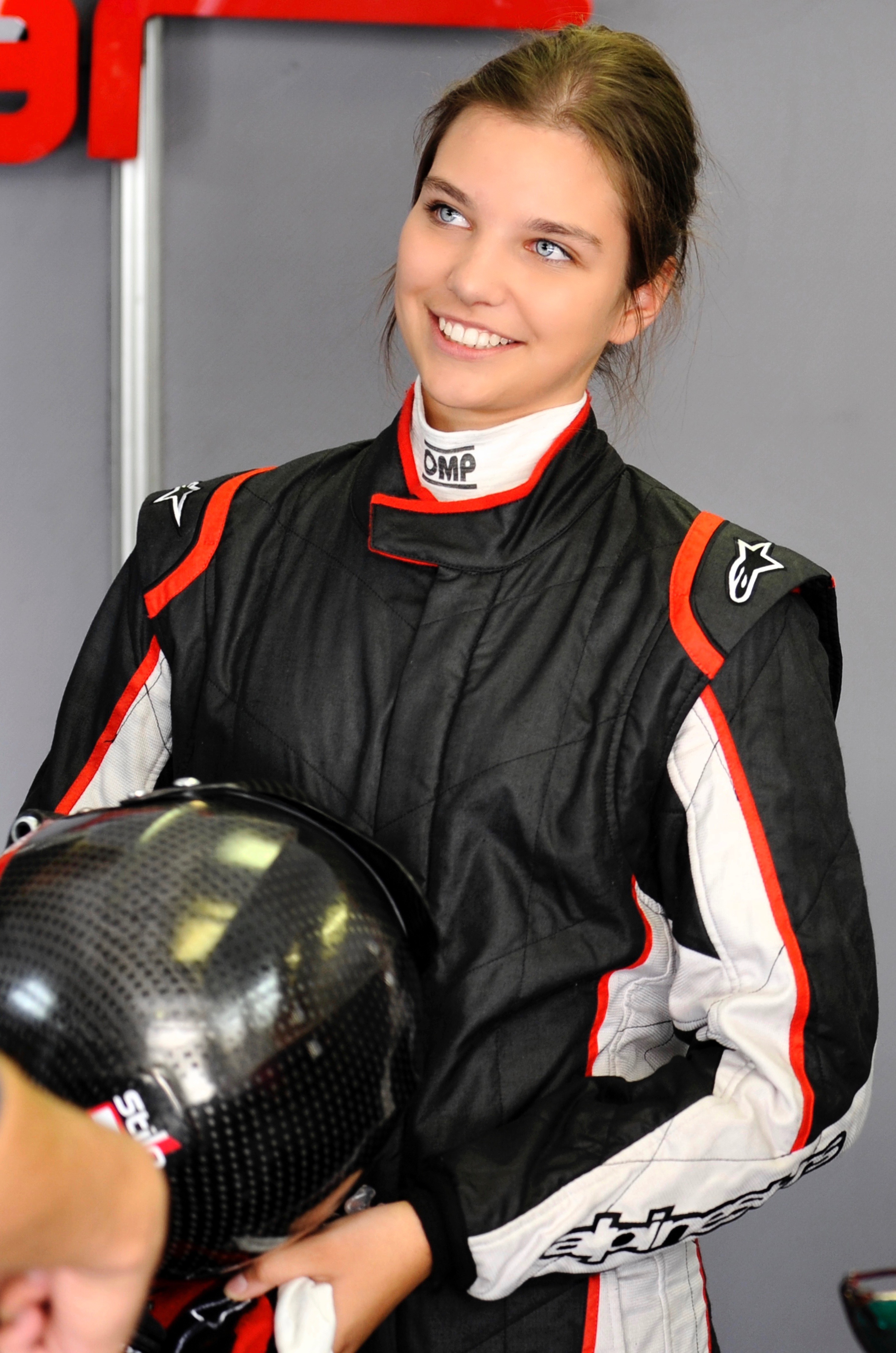 Female Nascar Race Car Drivers