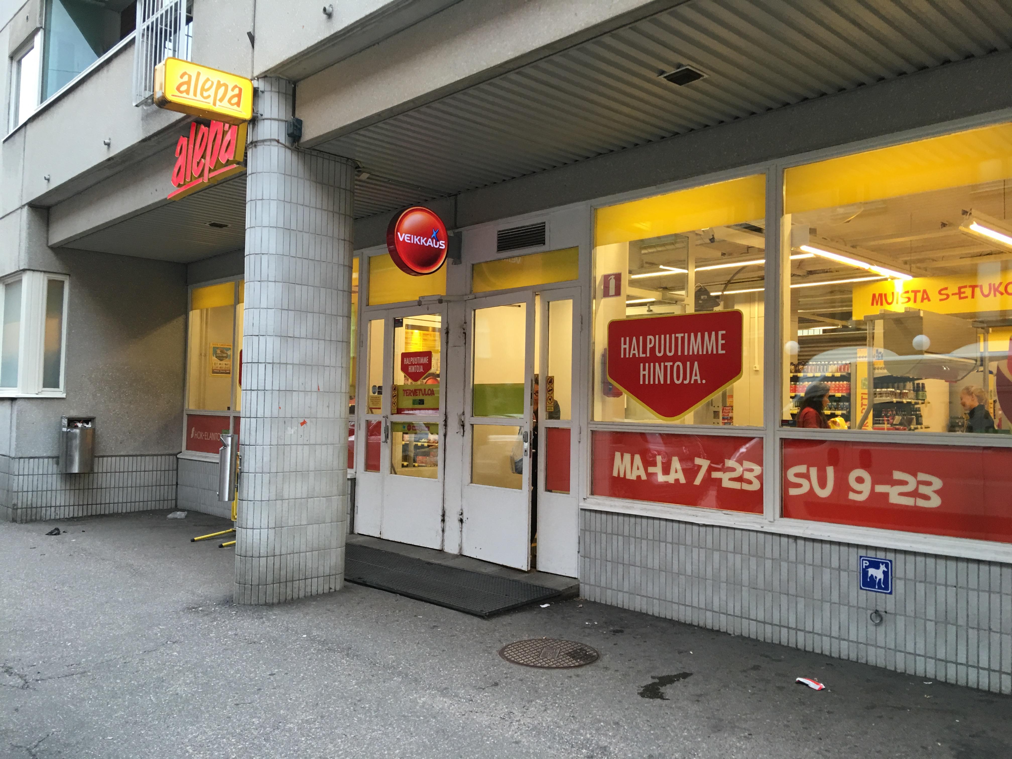 Alepa Helsinki Vantaa