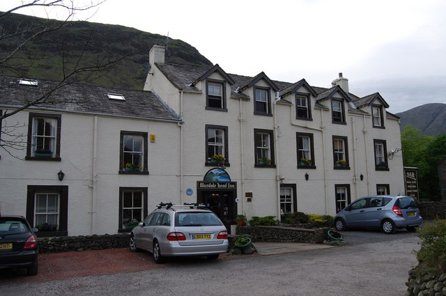 Wasdale Head Inn Hotel, Wasdale Head - geograph.org.uk - 1331892