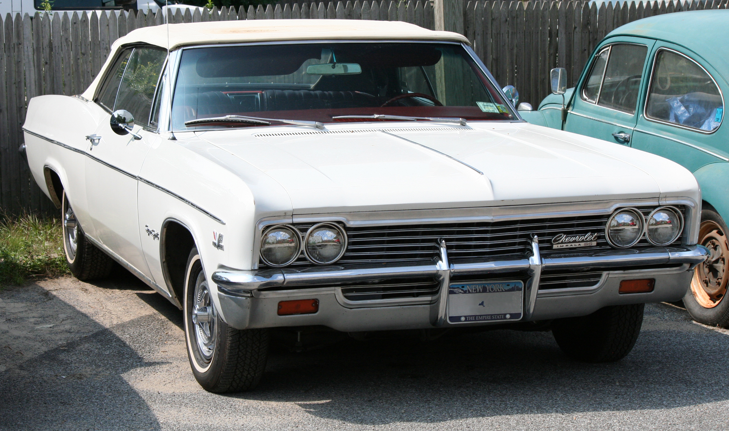 White_1966_Chevrolet_Impala_SS_Convertible file white 1966 chevrolet impala ss convertible jpg wikimedia 1966 chevy impala wiring diagram at alyssarenee.co