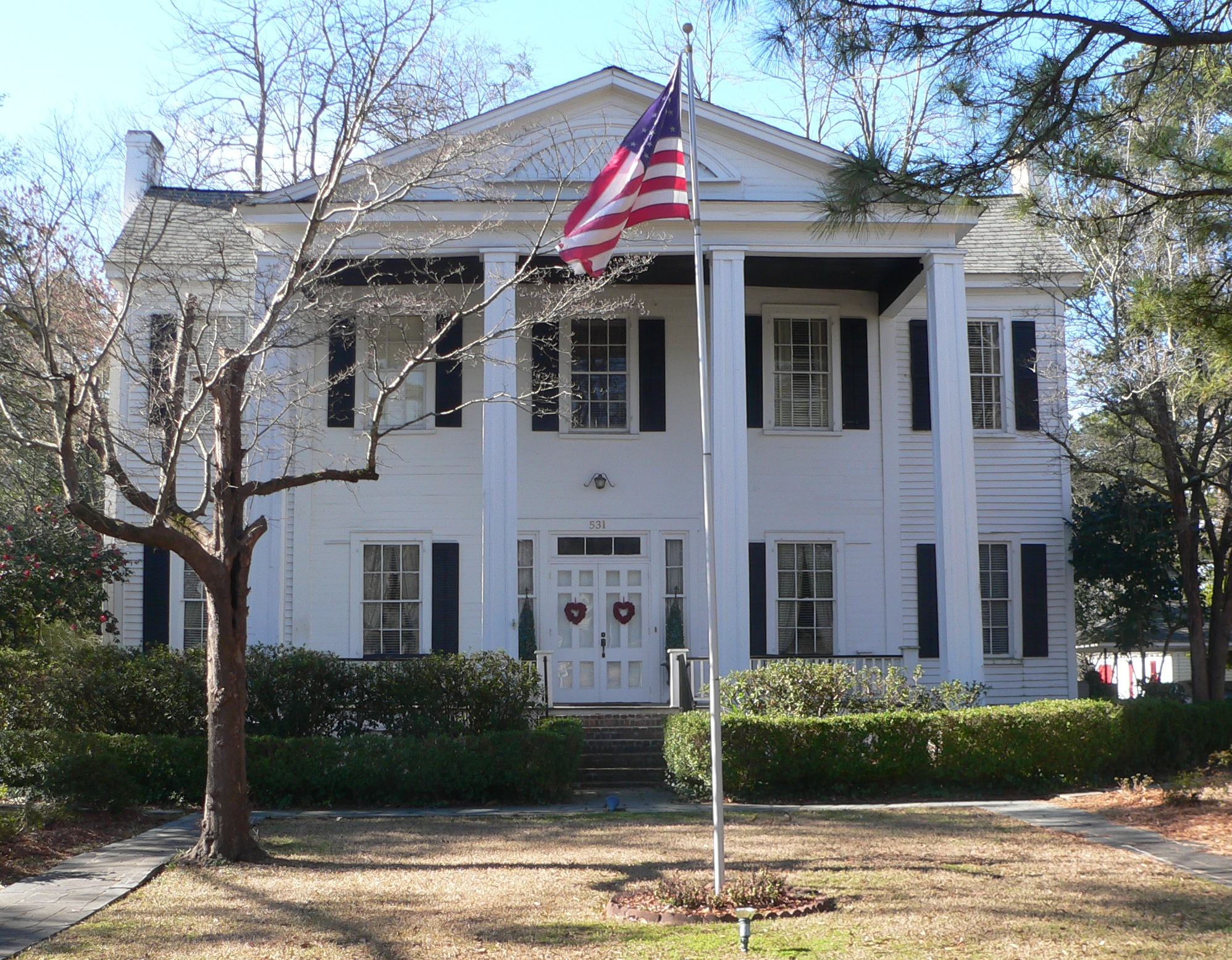 William Rogers House (Bishopville, South Carolina) - Wikipedia