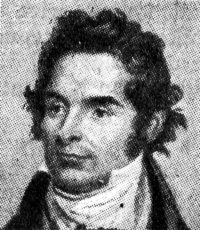 William Scoresby English Arctic explorer, scientist and clergyman