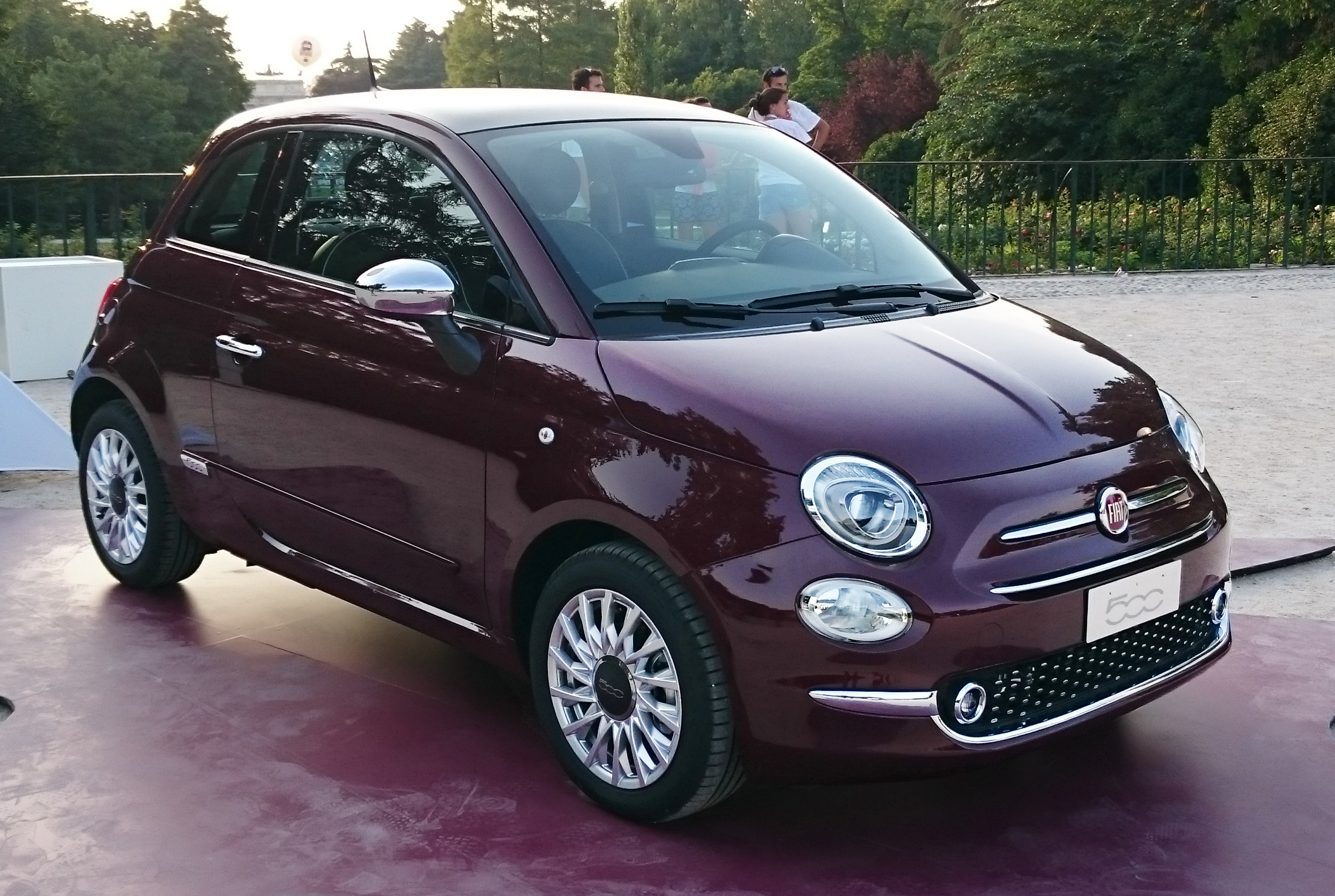 Fiat 500 2007 Wikiwand