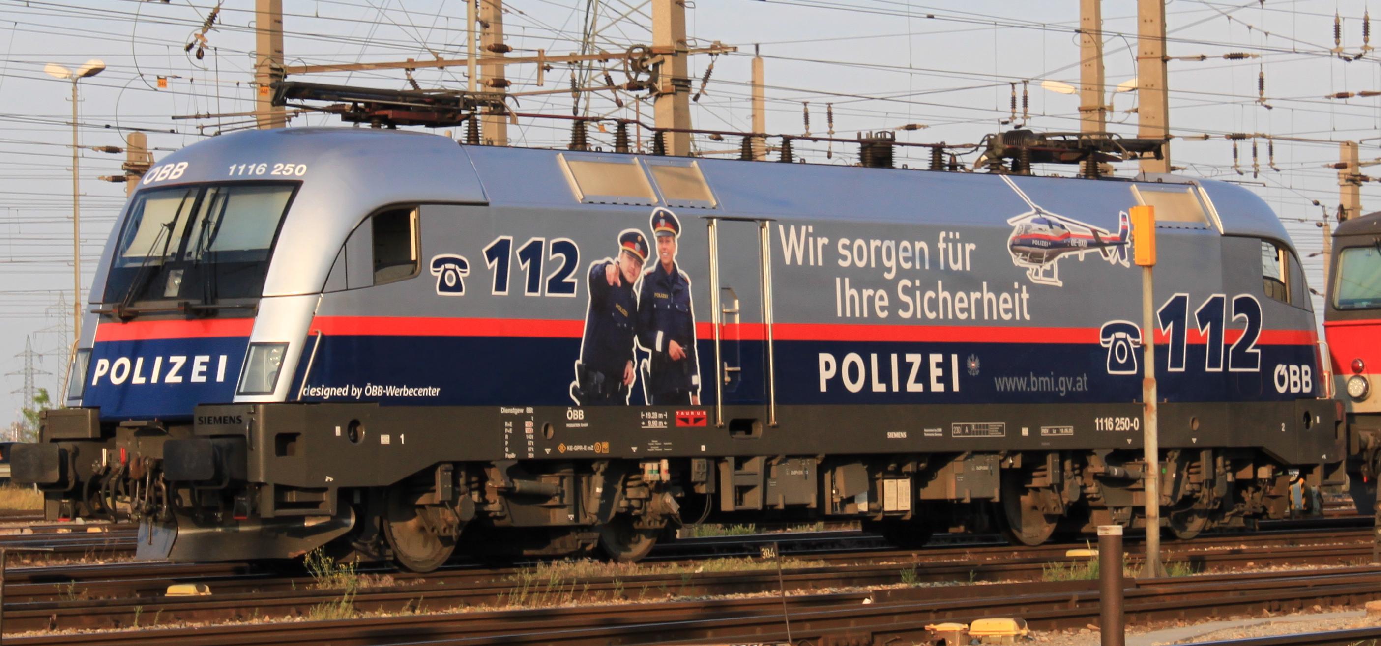 File:ÖBB 1116 250 Polizei.JPG ...