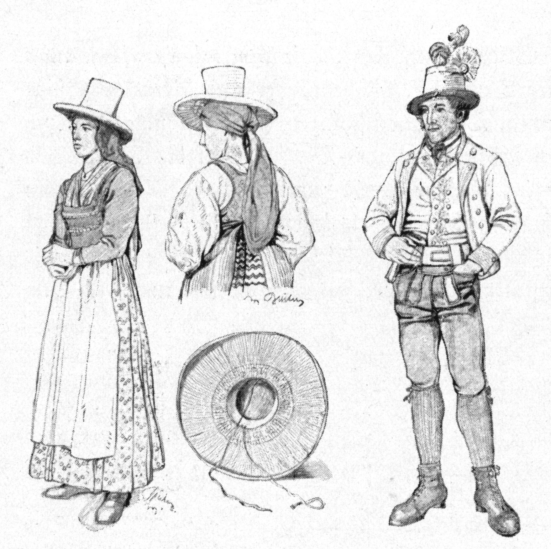 020 Alte Grundlseer Trachten - um 1840.jpg