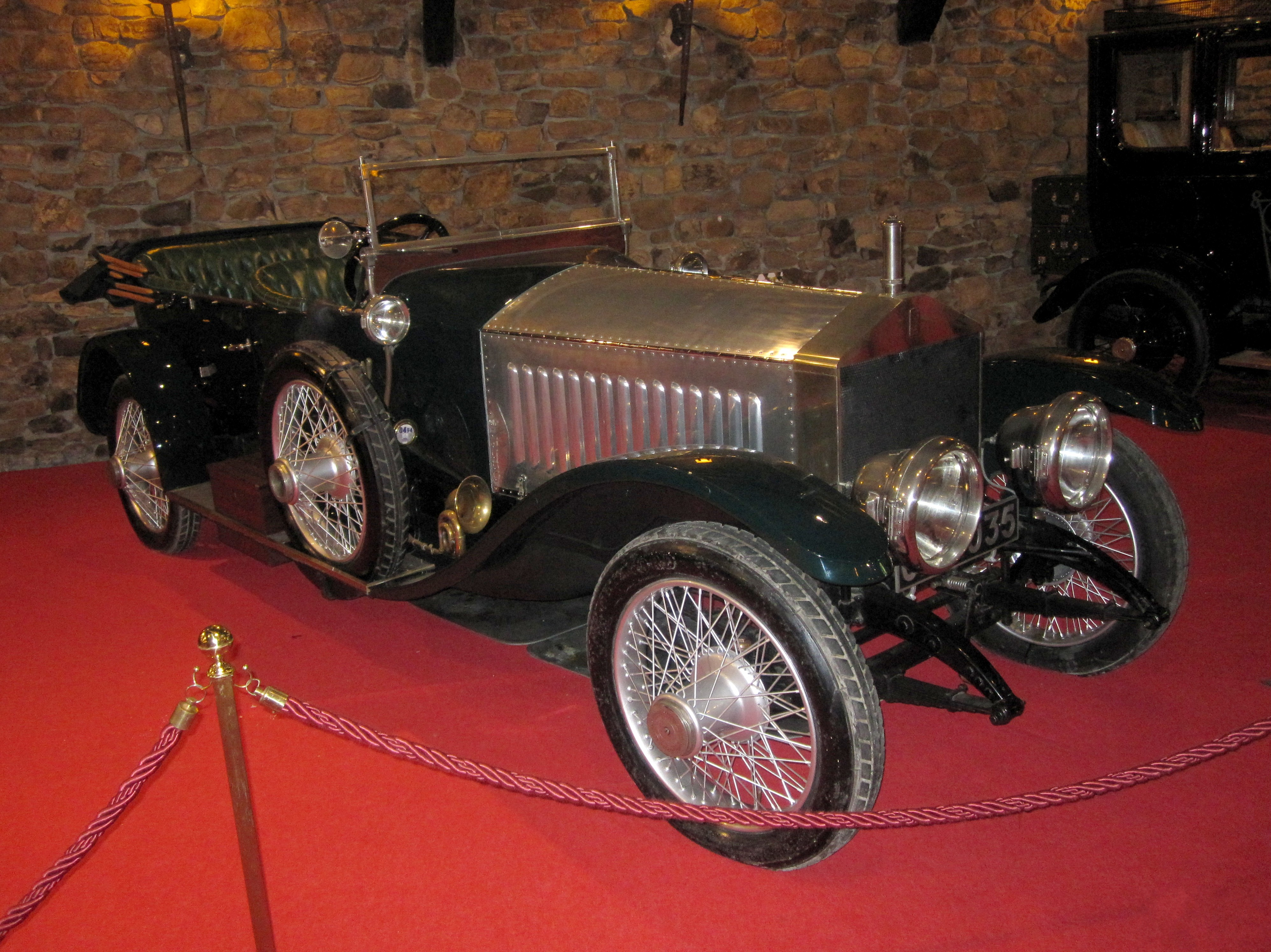 file 1913 rolls royce 4050 silver ghost continental london. Black Bedroom Furniture Sets. Home Design Ideas