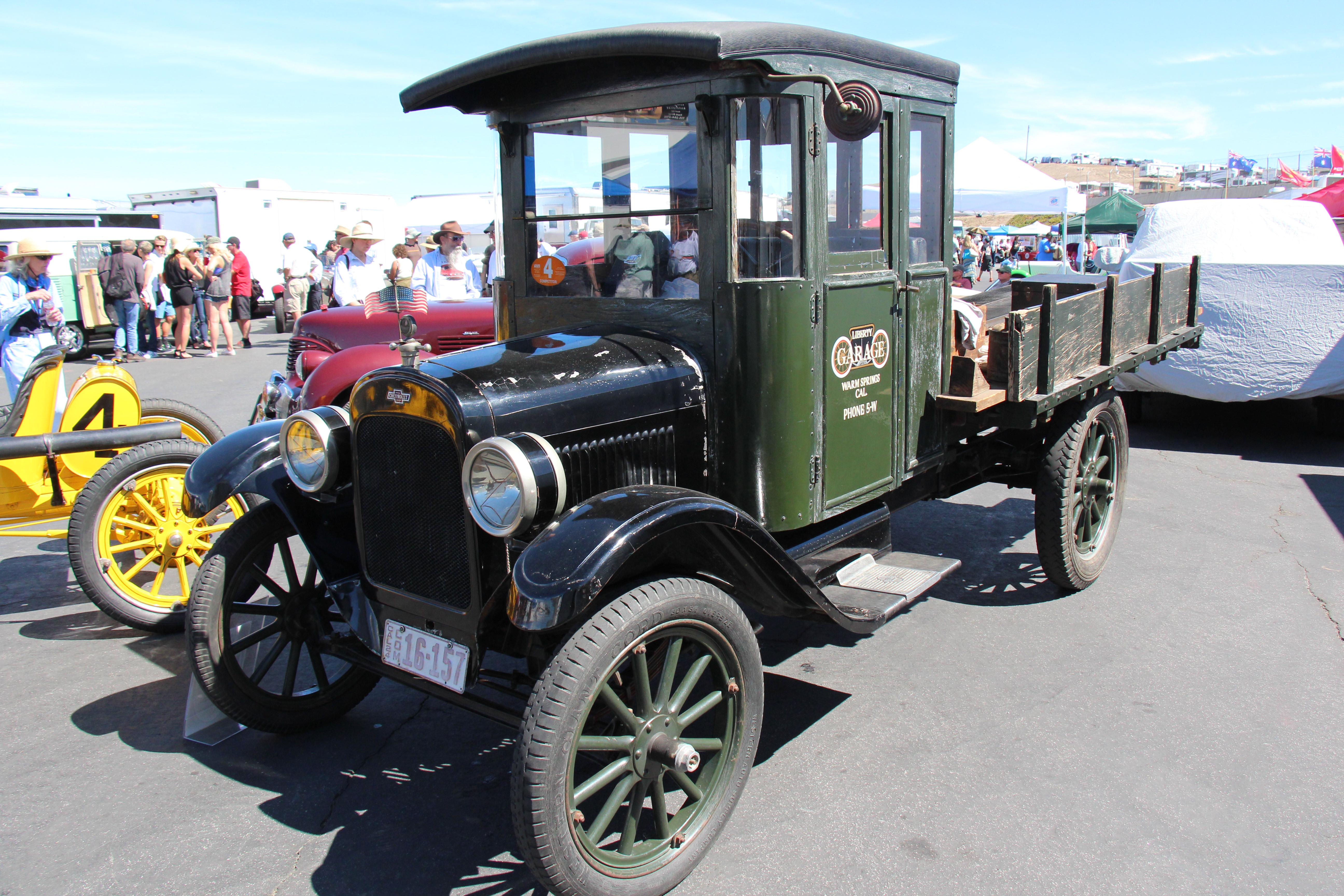File 1924 chevrolet model h truck 21237751665 jpg