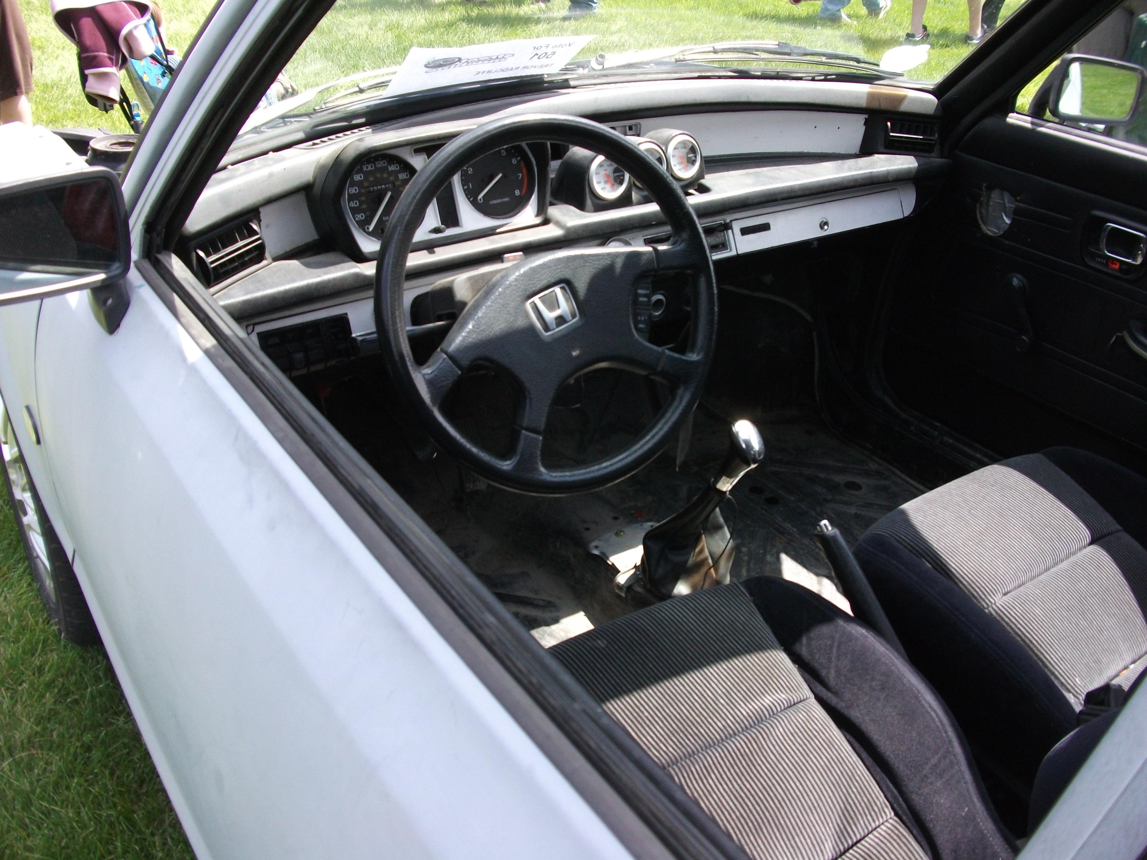 Honda Civic (first generation) - Wikipedia on