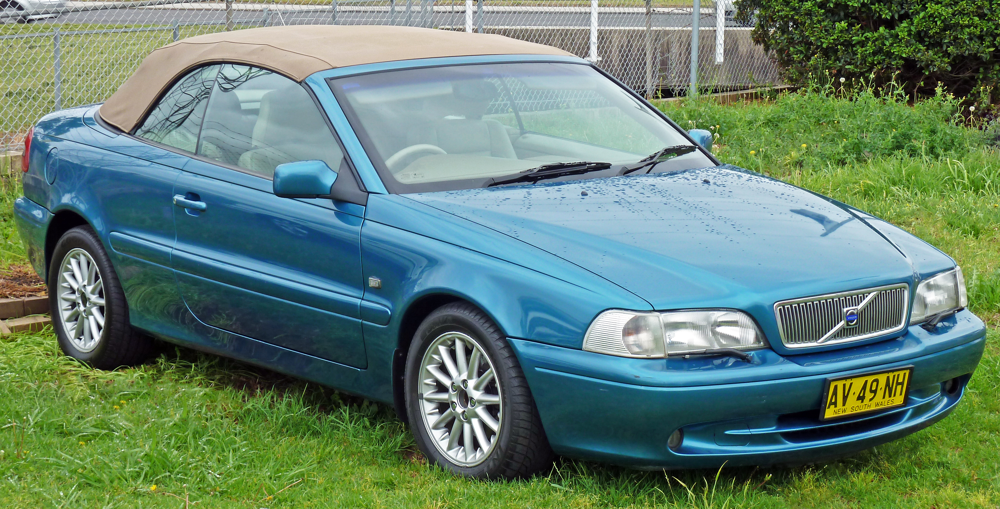 se blue mot img convertible volvo sale product manchester for