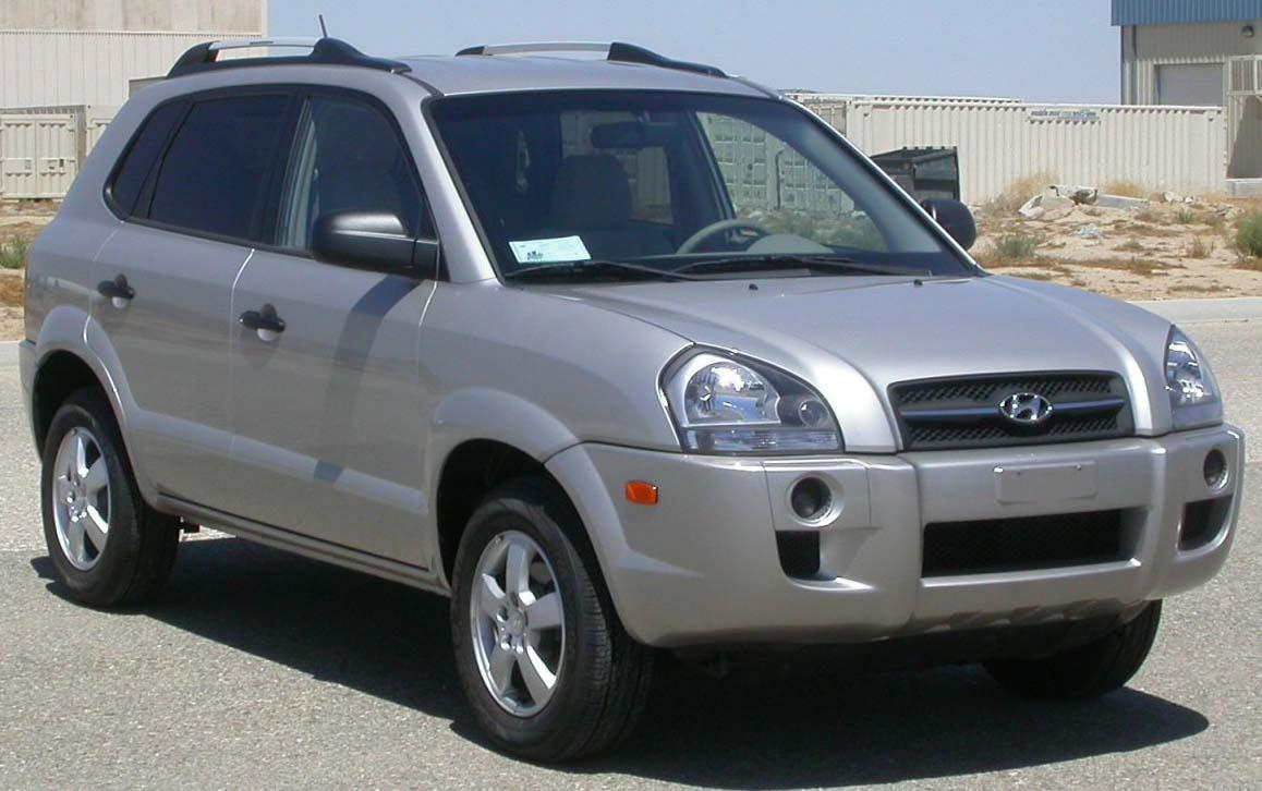 Hyundai Tucson Wikipedia