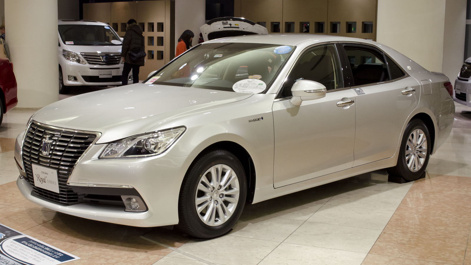 toyota crown 3.0 2010