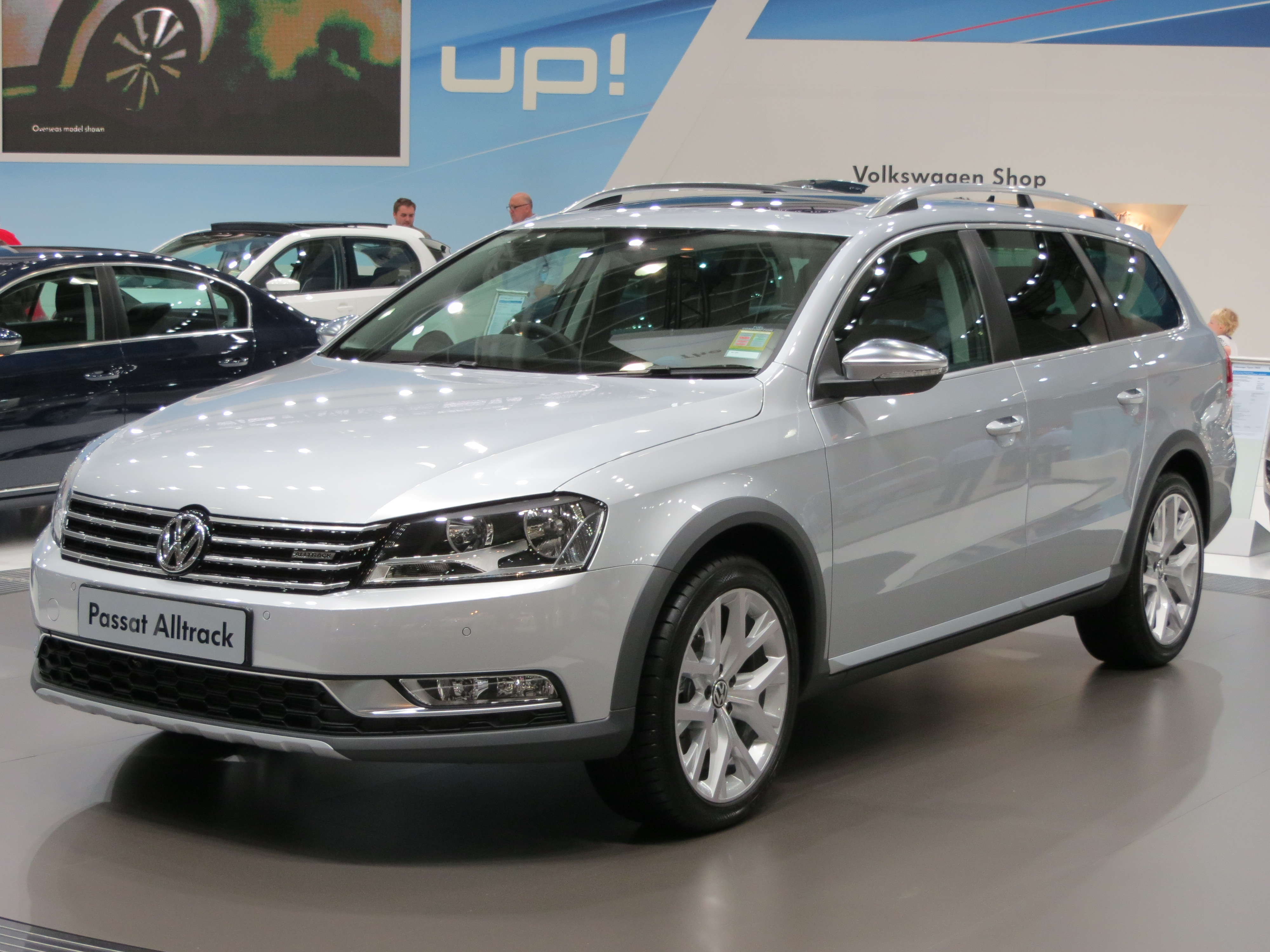bestand 2012 volkswagen passat 3c my13 alltrack station. Black Bedroom Furniture Sets. Home Design Ideas