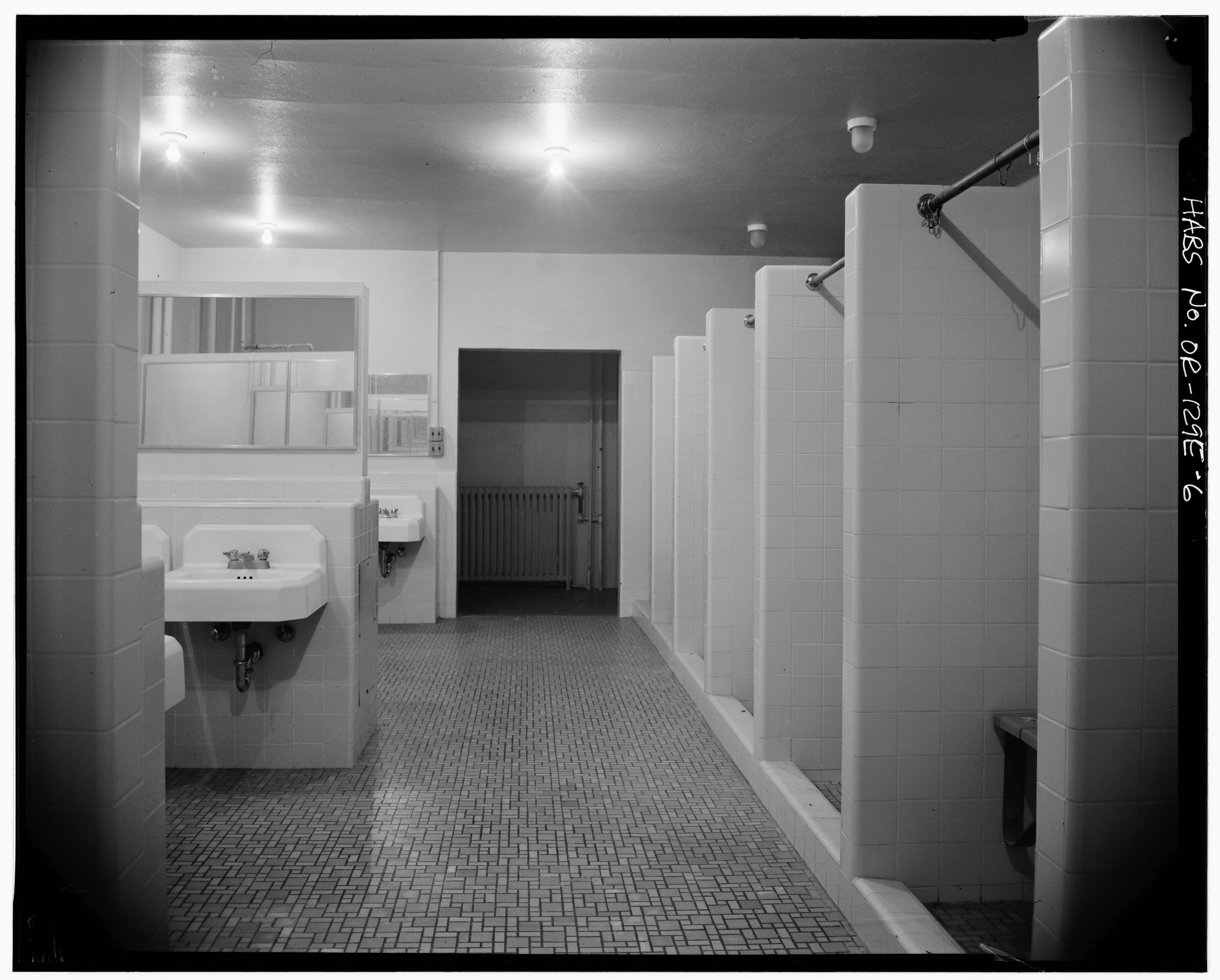 file 5495 chugath street winona hall bathroom chemawa indian school salem. Black Bedroom Furniture Sets. Home Design Ideas