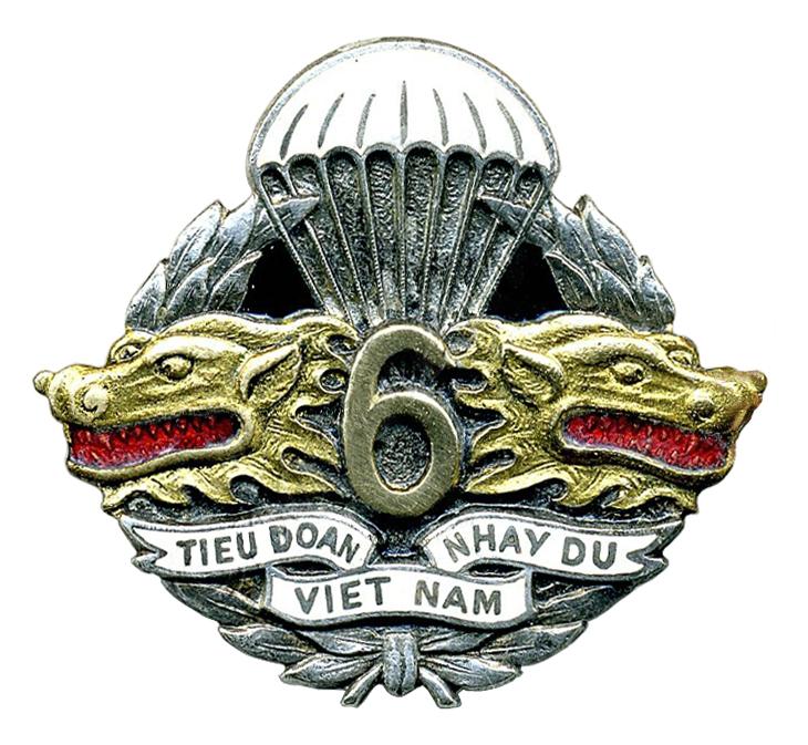 Bataillon de parachutistes Indochinois 6%C2%B0_BPVN