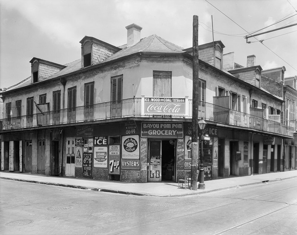 New Orleans Parish Food Stamp Office