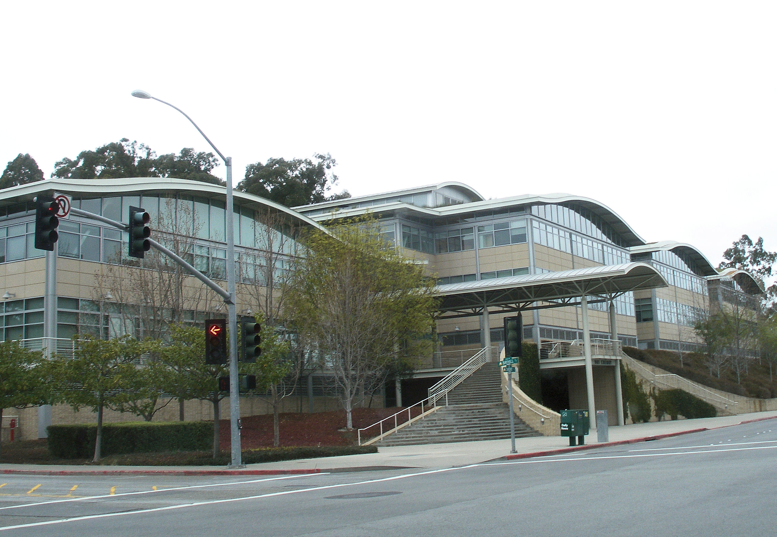 YouTube's headquarters as of 2010 in San Bruno, California