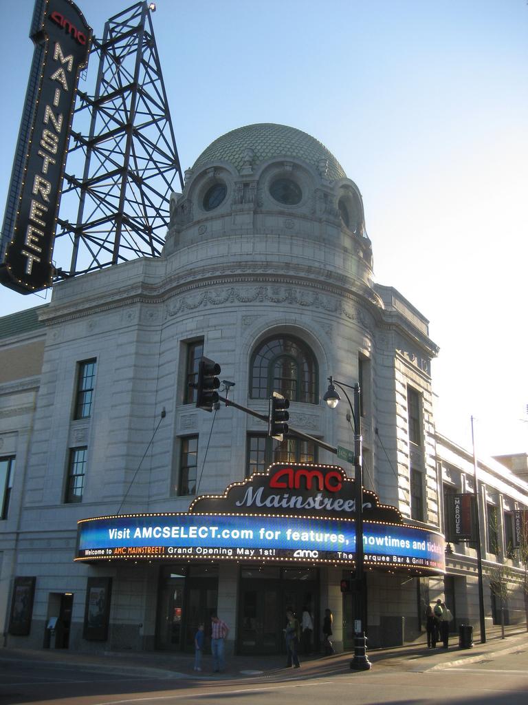 mainstreet theater wikidata